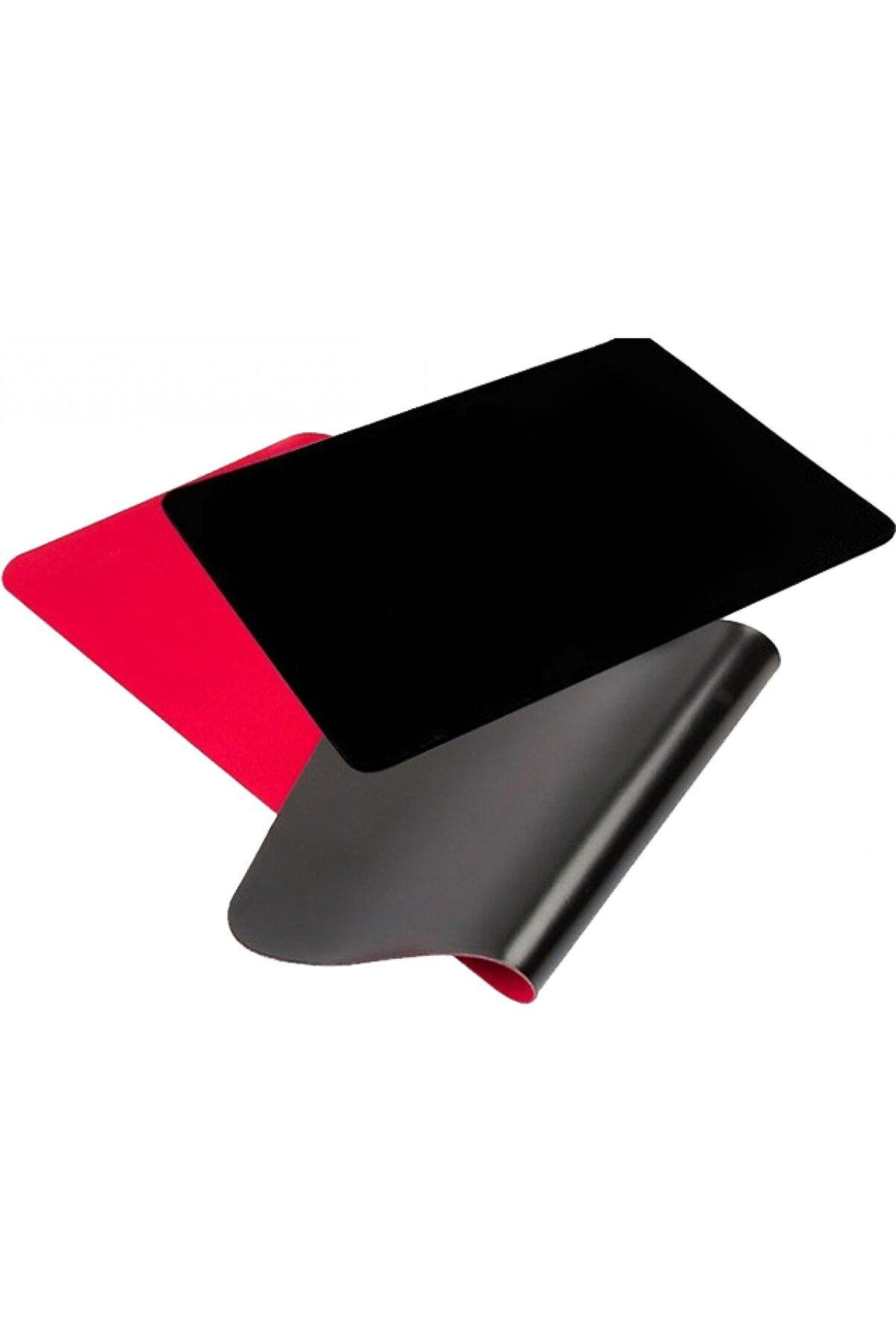 J-TECH Mouse Pad Kaymaz Taban 18x23cm