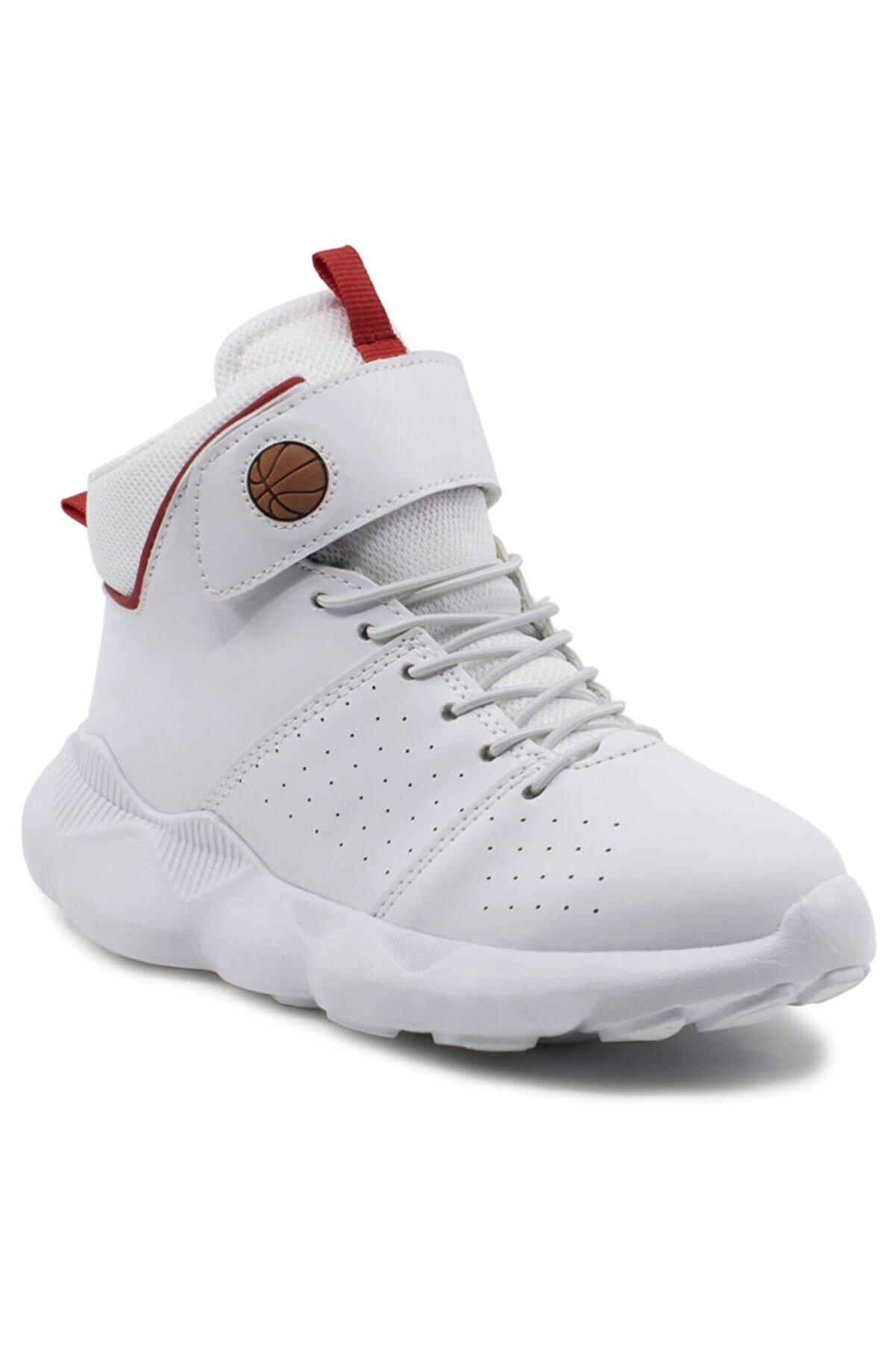 Khayt Unisex Çocuk Basketbol Spor Ayakkabı
