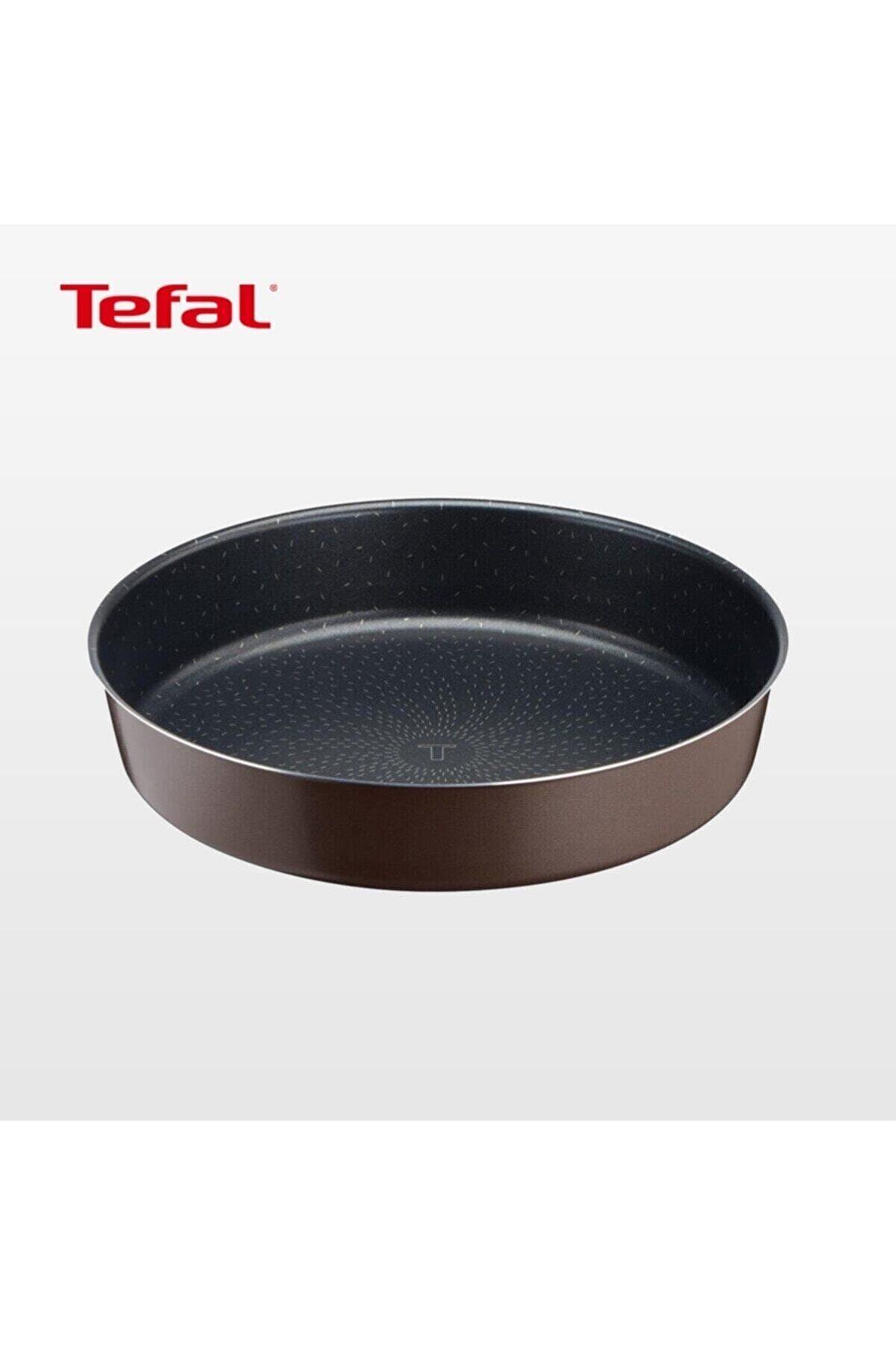 TEFAL J5549702 Perfect Bake 26 Cm Yuvarlak Fırın Kabı - 2100111151 28bgck