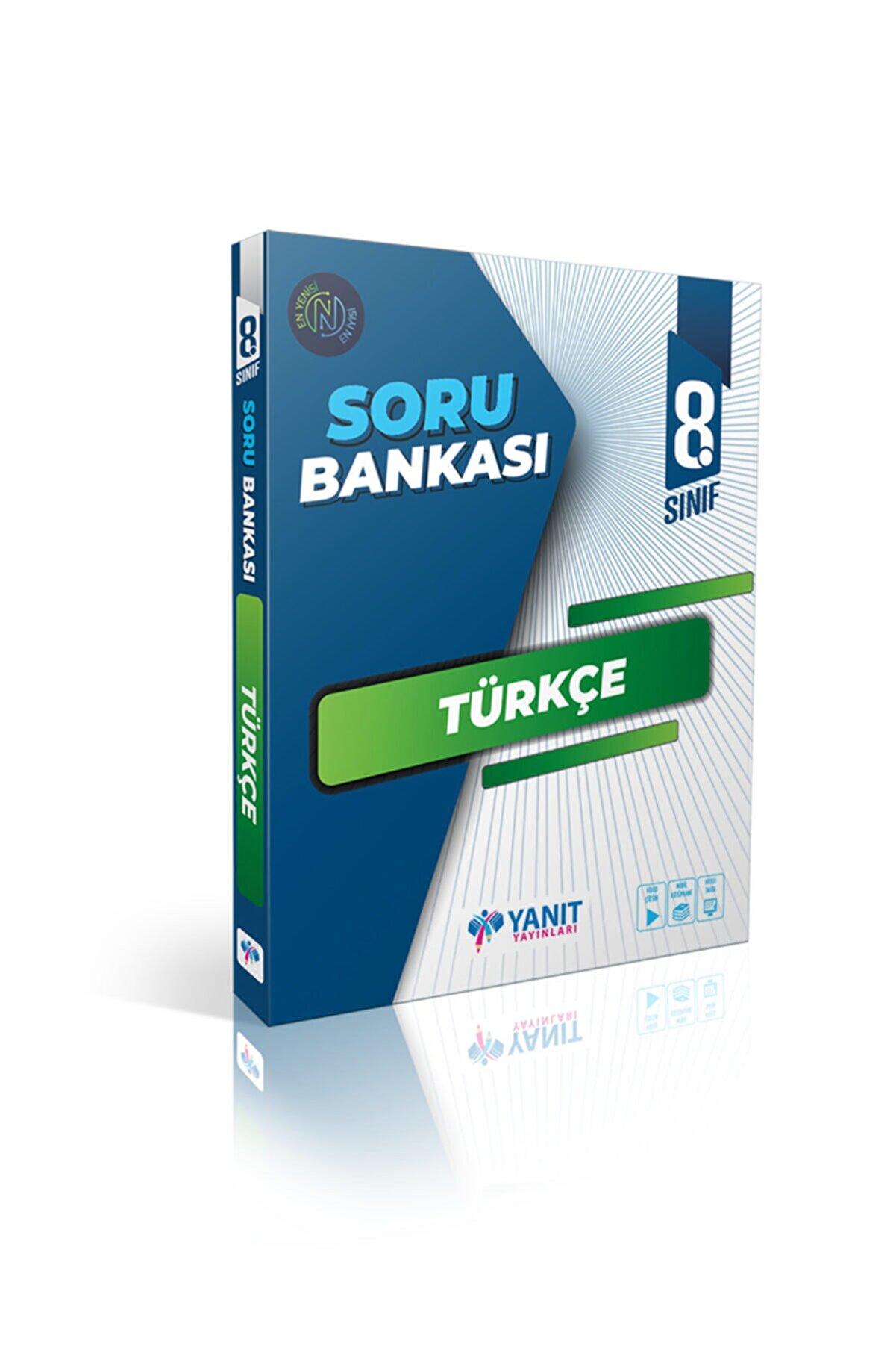 Yanıt Yayınları Yanıt 8. Sınıf Türkçe Soru Bankası 2021