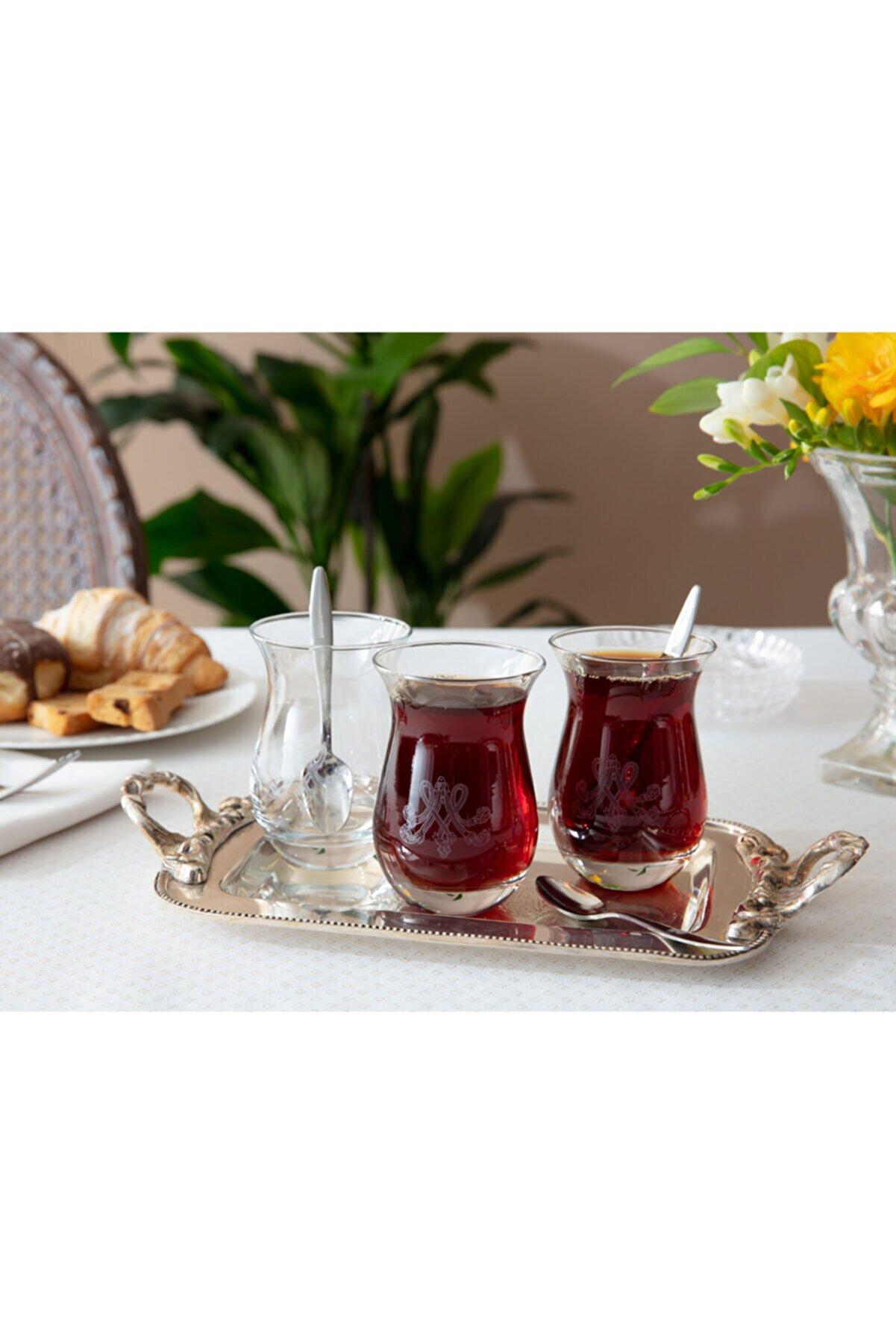 Madame Coco Antoinette 6'lı Çay Bardağı 168 ml