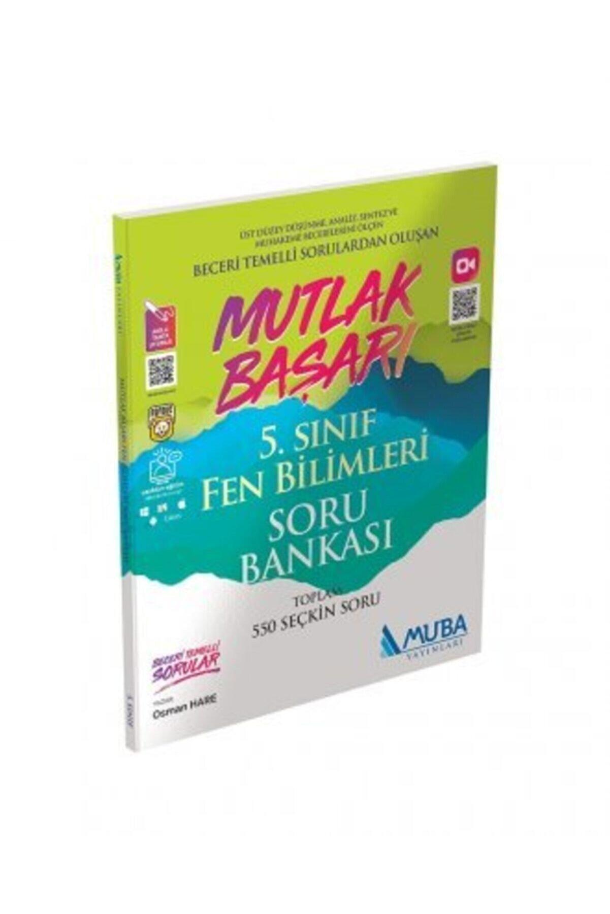 Muba Yayınları 5. Sınıf Mutlak Başarı Fen Bilimleri Soru Bankası