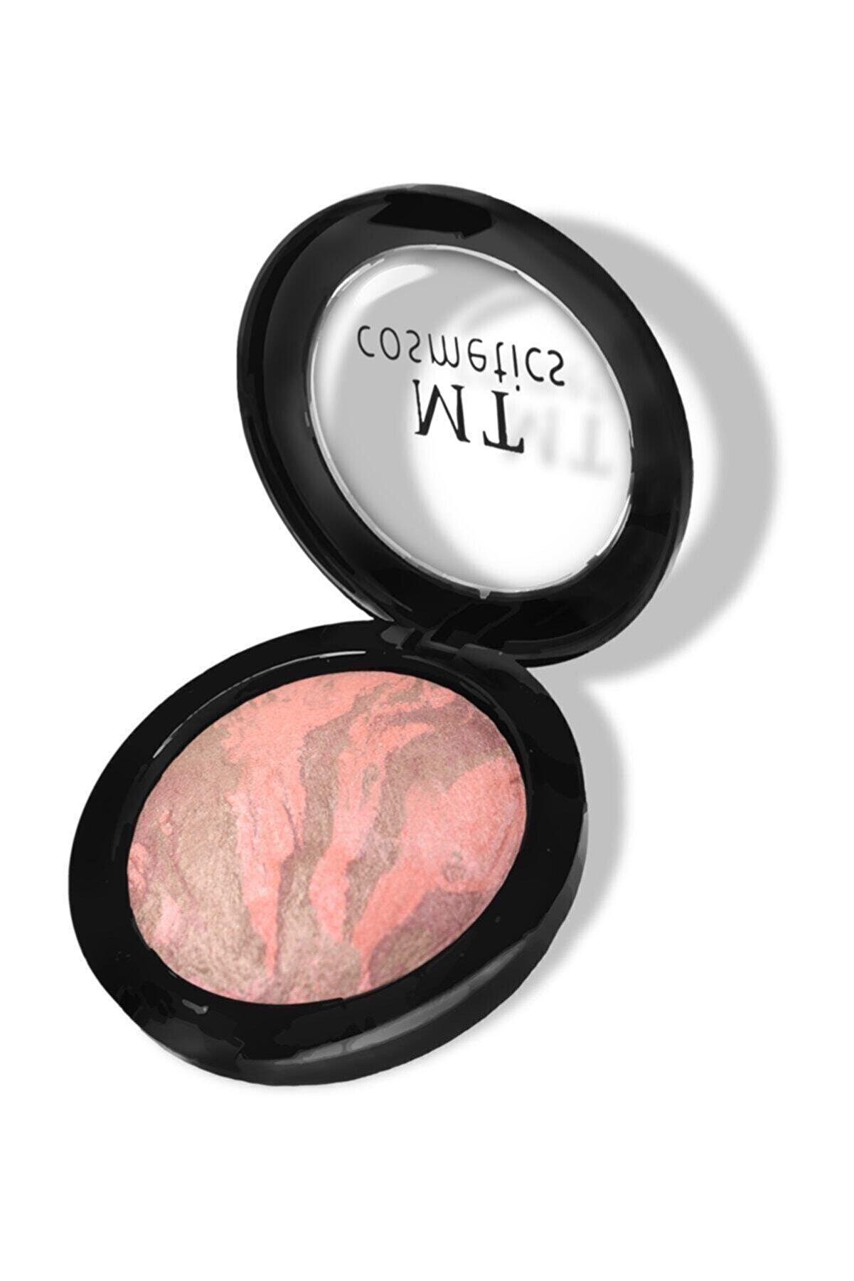 Makeuptime Mt Terracotta Allık No: 05 32685415322