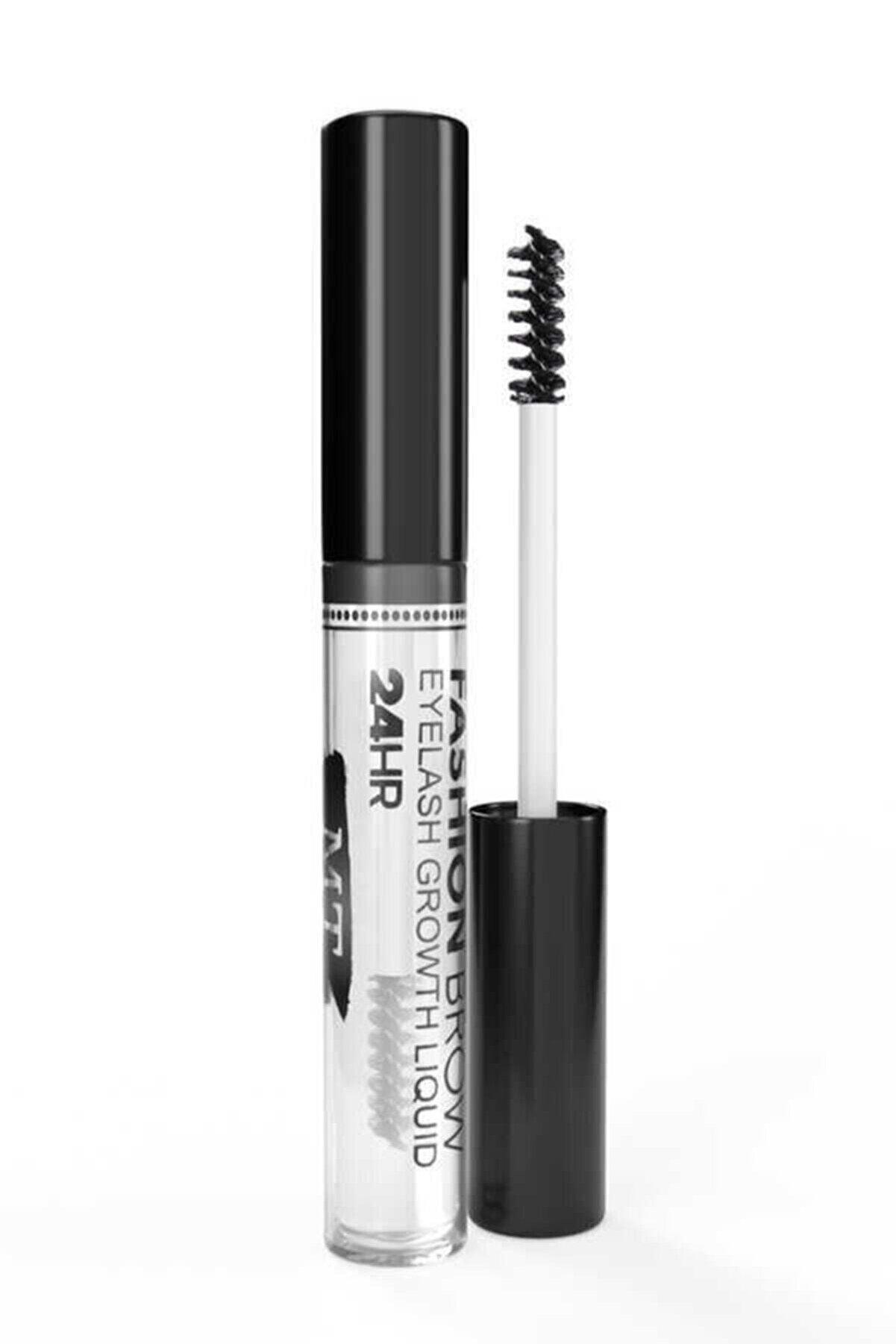 Makeuptime Kirpik & Kaş Için Şeffaf Jel Maskara