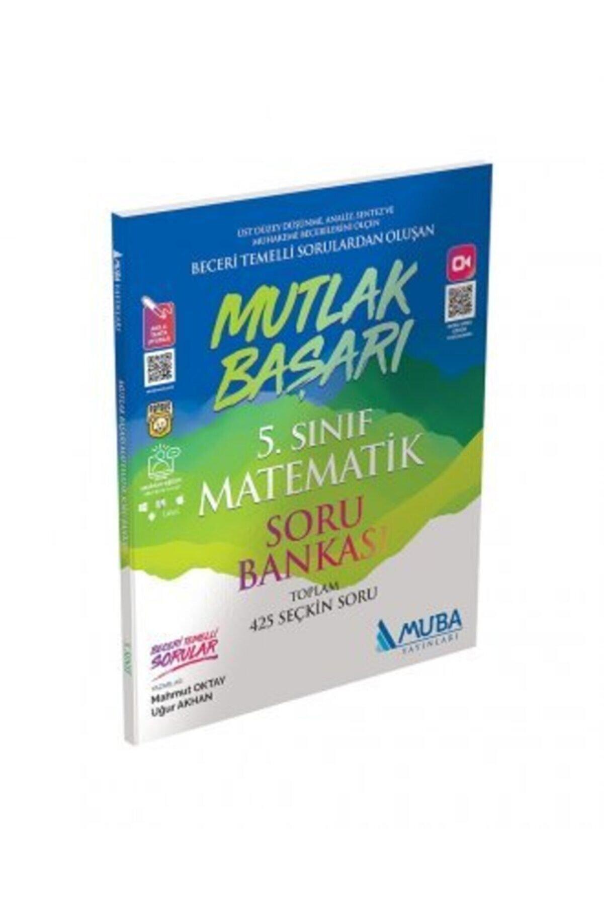 Muba Yayınları 5. Sınıf Matematik Soru Bankası