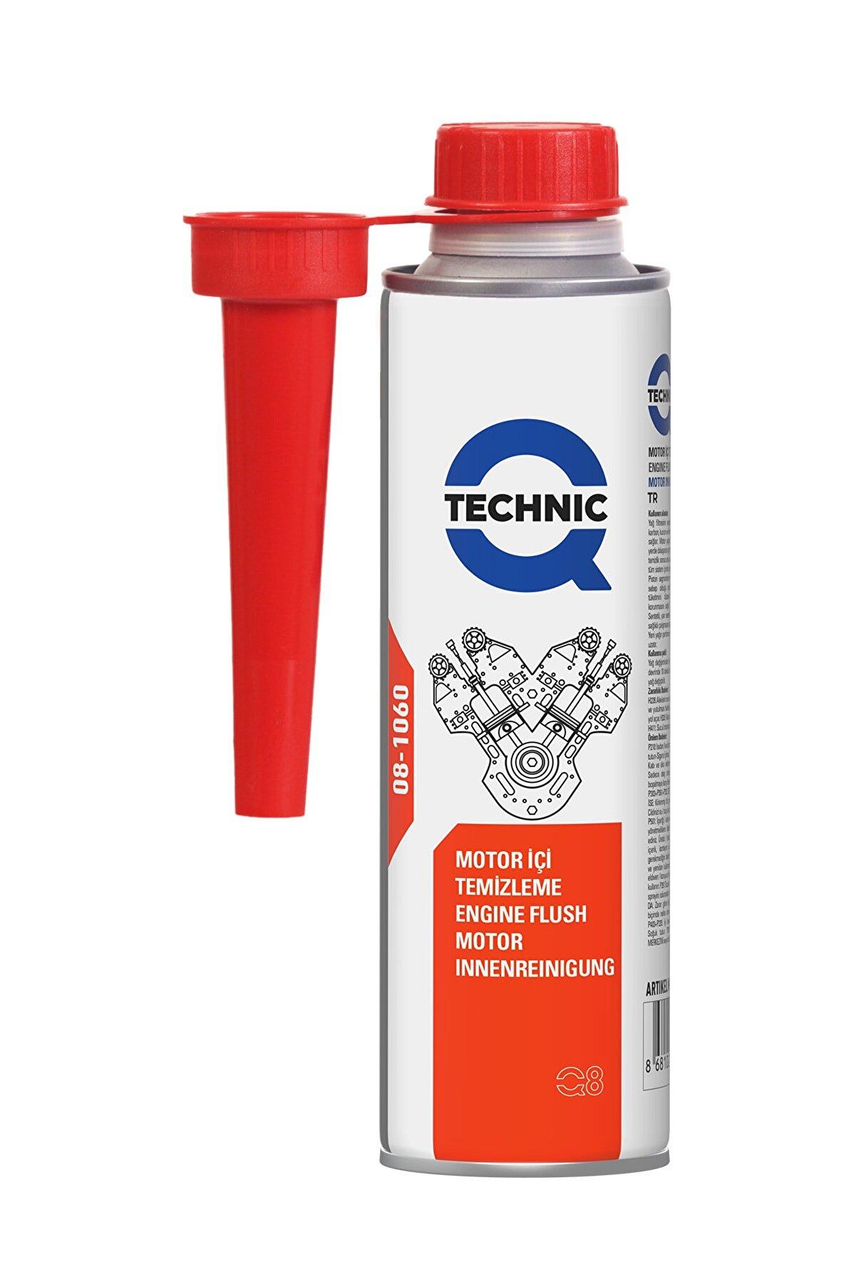 Qtechnic Motor Temizleyici Yakıt Katkısı 300ml