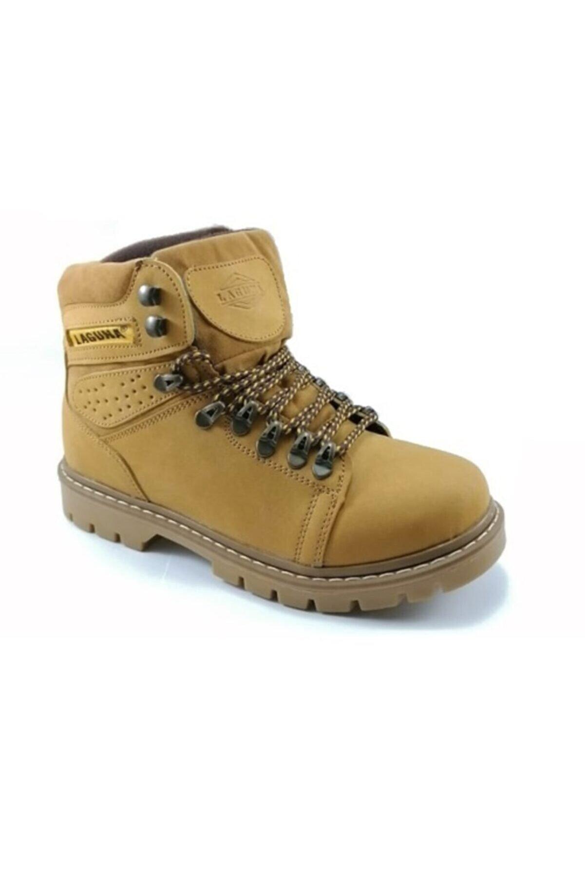 Laguna Unisex Taba Kışlık Trekking Bot Ayakkabı