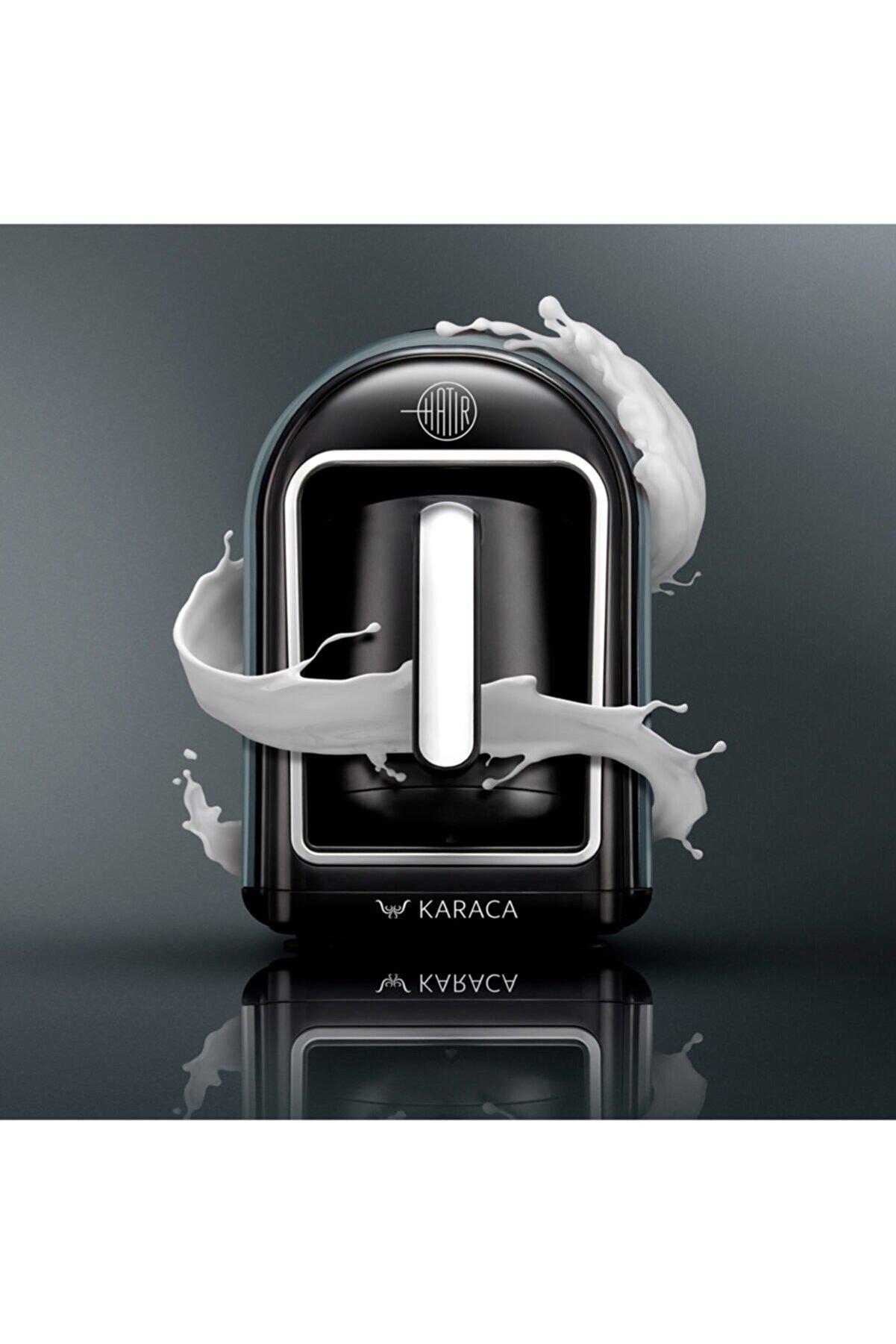 Karaca Hatır Mod Türk Kahve Makinesi Gümüş
