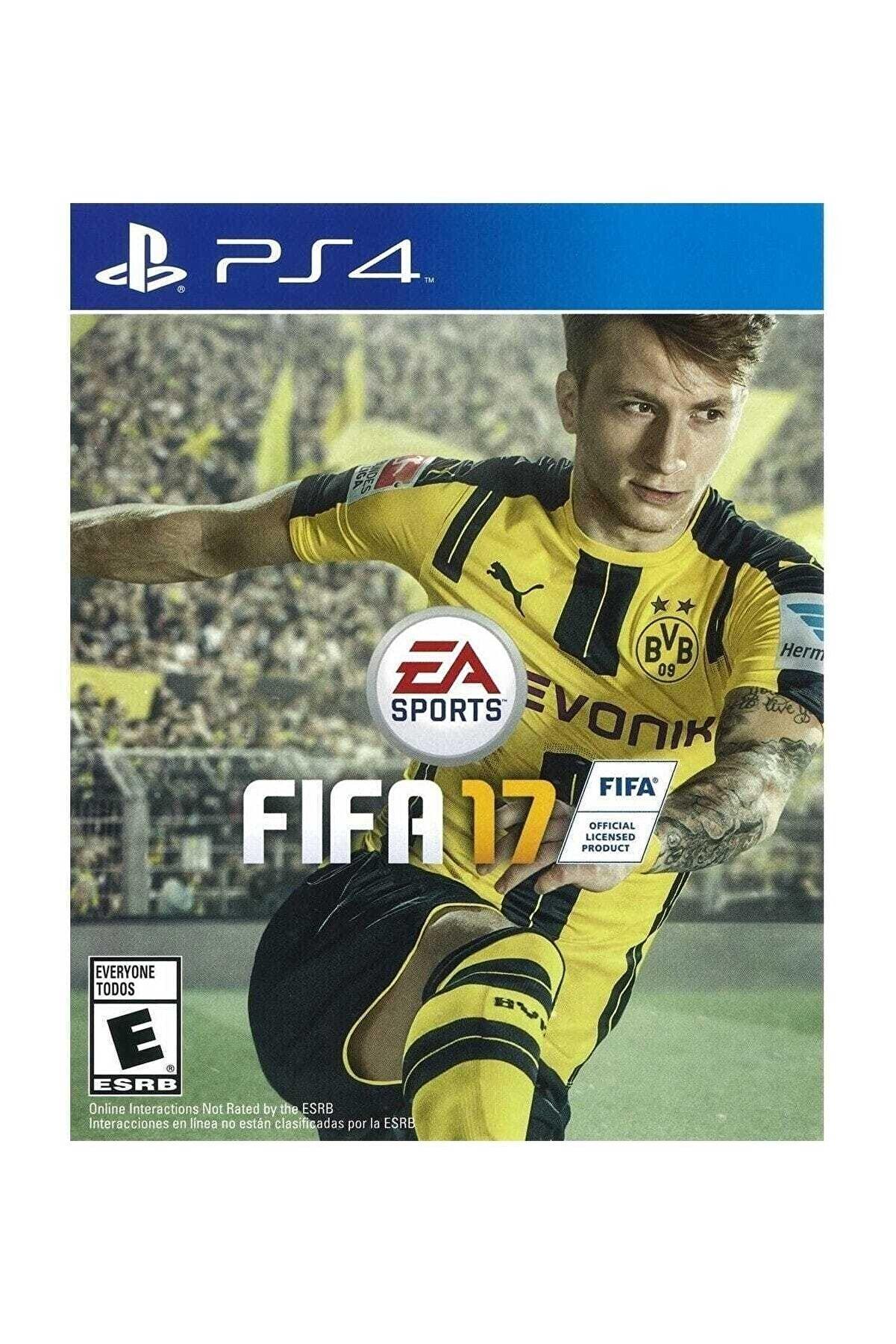 Electronic Arts Fifa 17 Ps4 Oyun