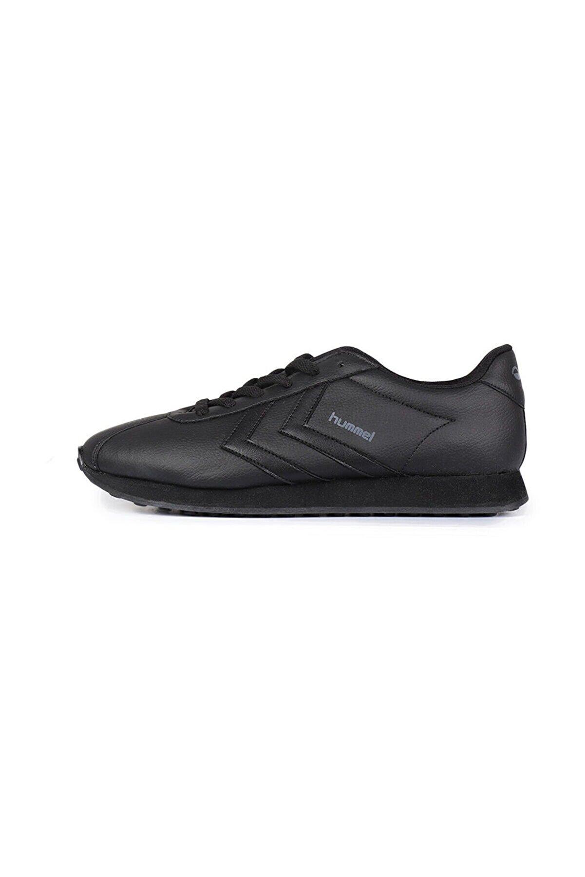 HUMMEL Unisex Siyah Spor Ayakkabı Hmlray