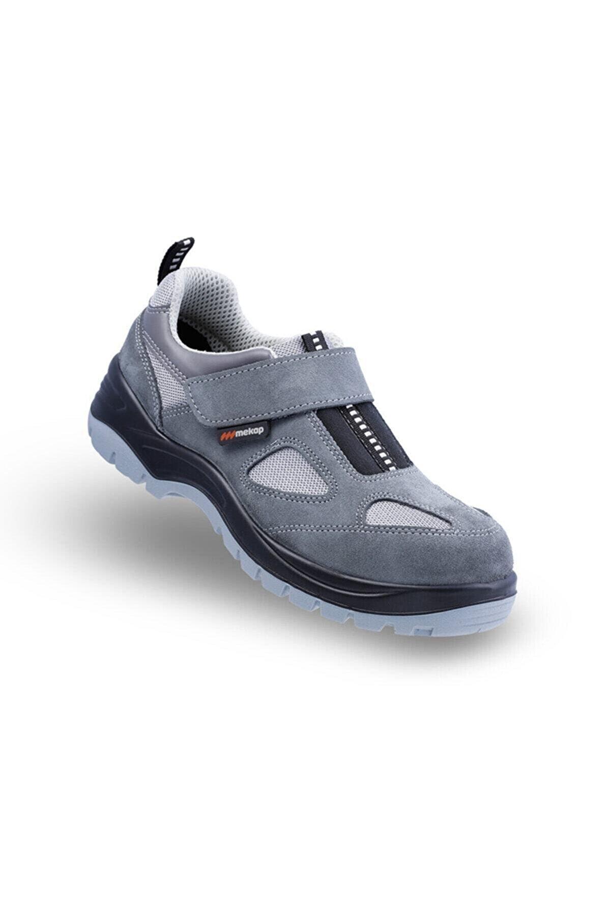Mekap Jupiter 157-01 Gray S1 Çelik Burunlu Iş Ayakkabısı