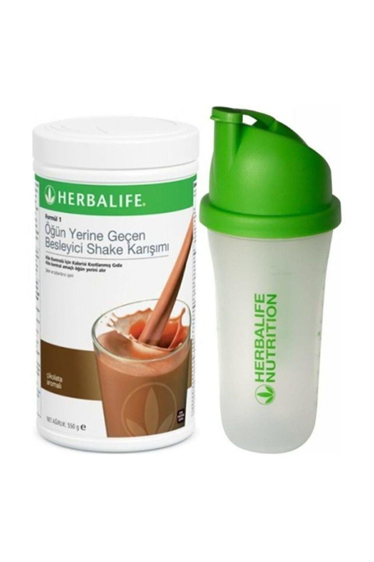 Herbalife Formül 1 Shake 550gr. 1 Shaker