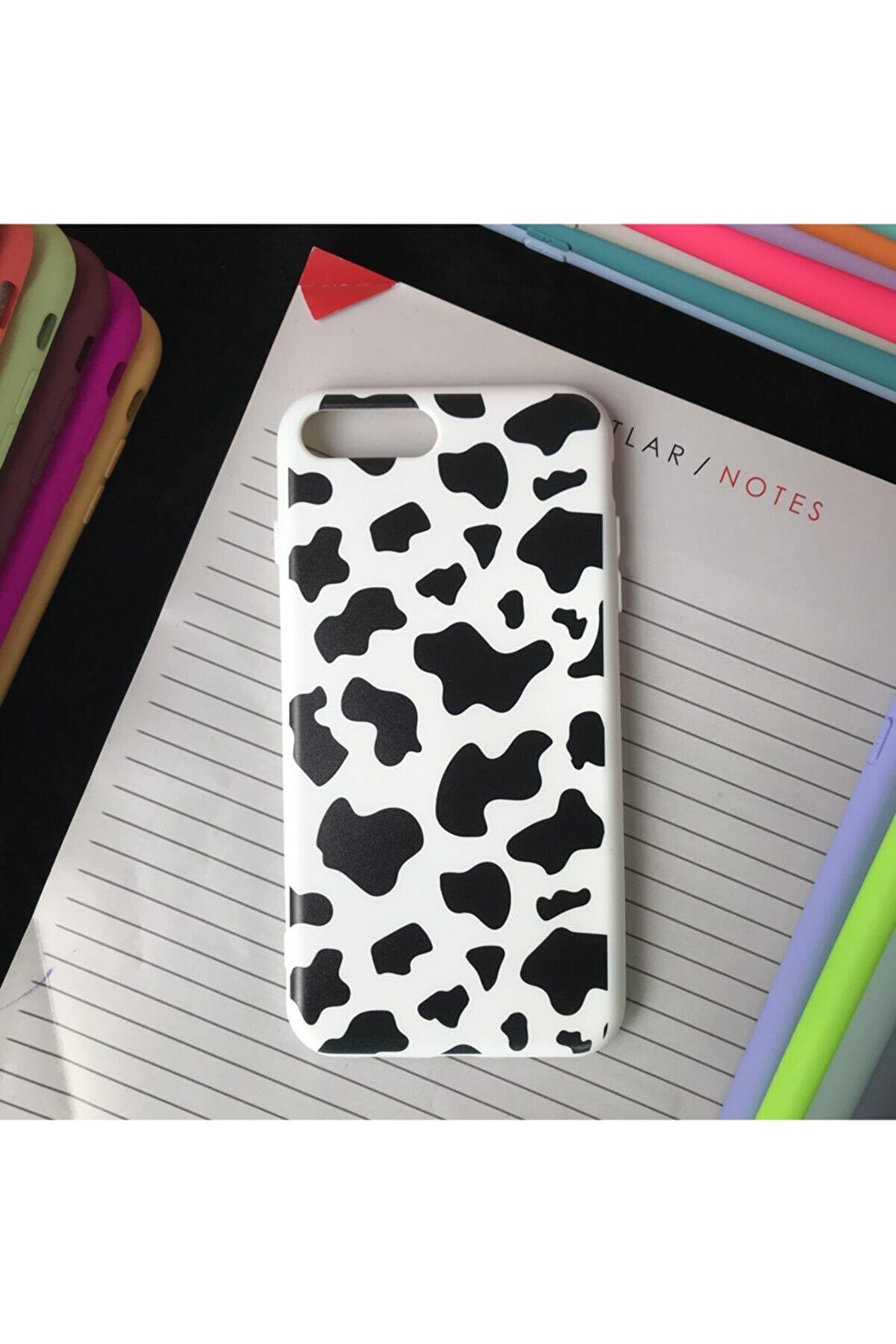 SUPPO Iphone 7 Plus Ve 8 Plus Modellere Uyumlu, Logolu Lansman Kılıf