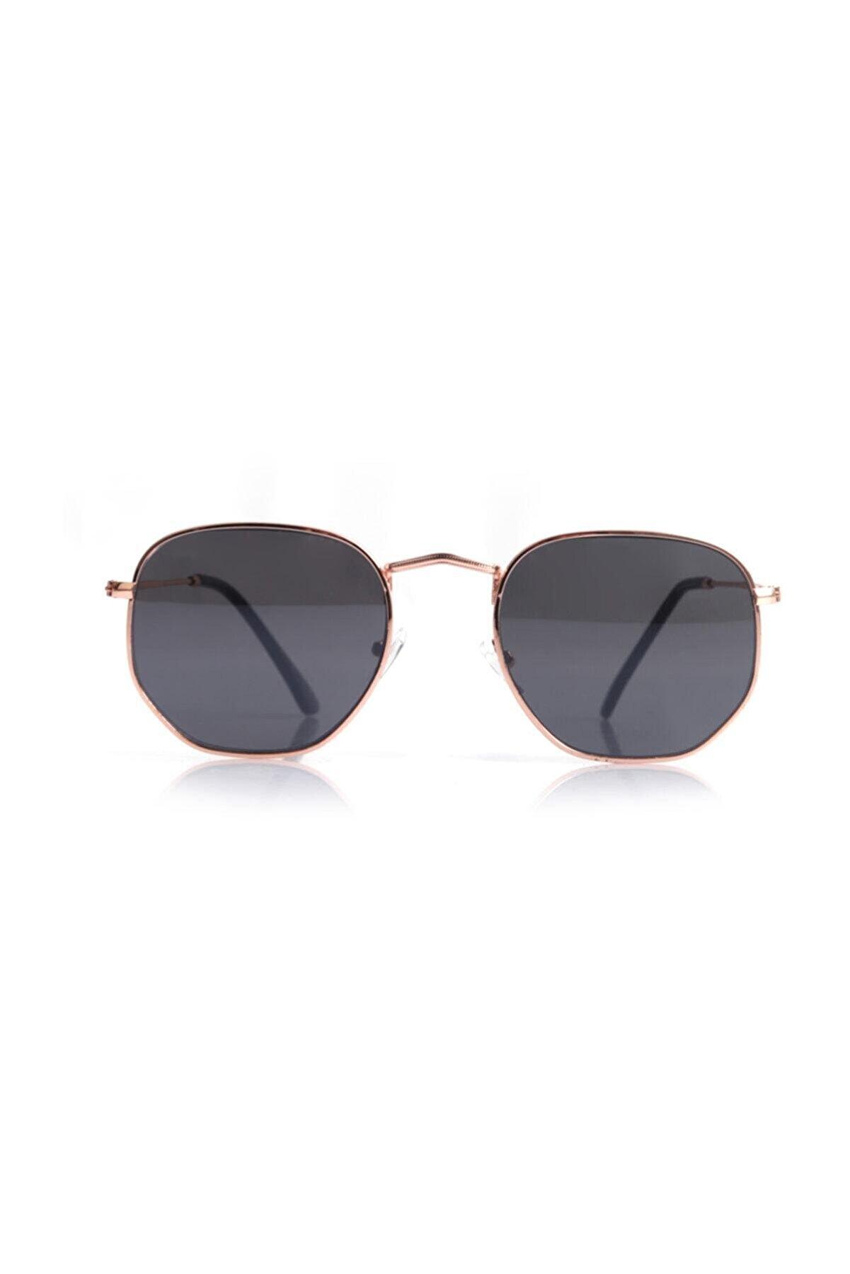 Nilu Moda Unisex Beşgen Güneş Gözlüğü