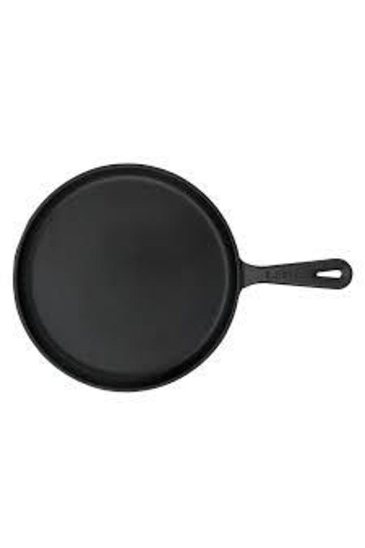 Lava Döküm Krep/pizza/pancake Tavası,yuvarlak,metal Saplı Çap 26 Cm Lvecoykrp26