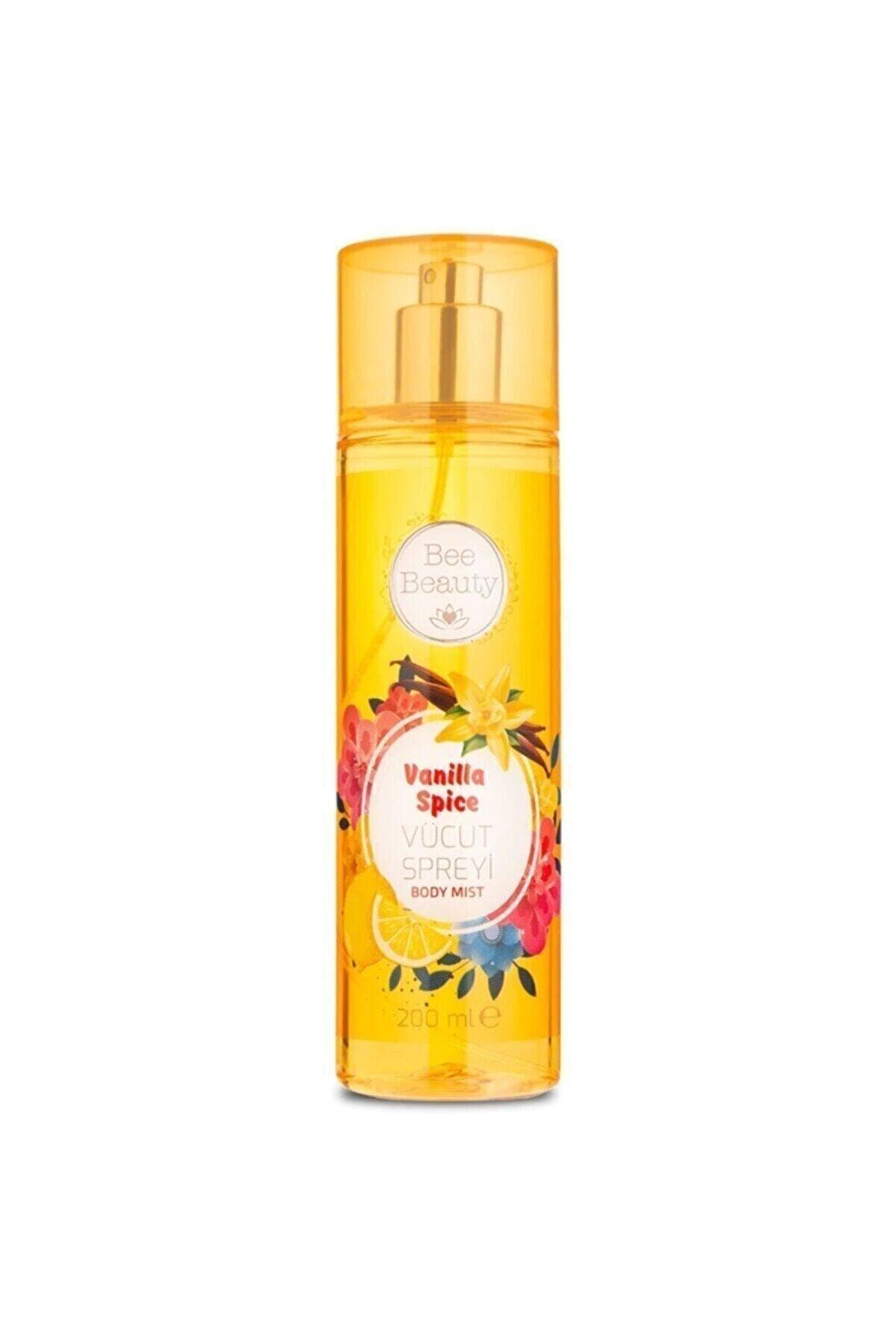 Bee Beauty Vanilla Spice Vücut Spreyi 200 ml