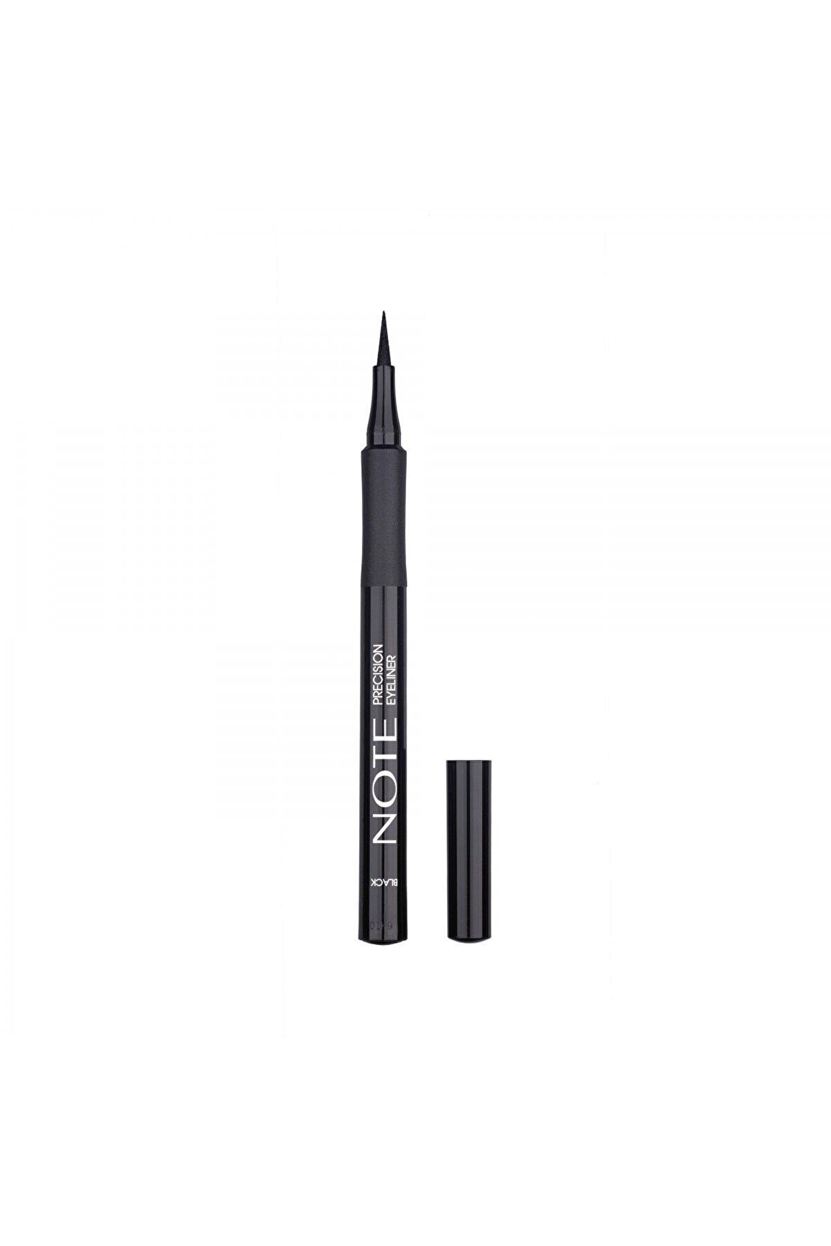Note Cosmetics Siyah Eyeliner - Precision Eyeliner Black 8680705332013