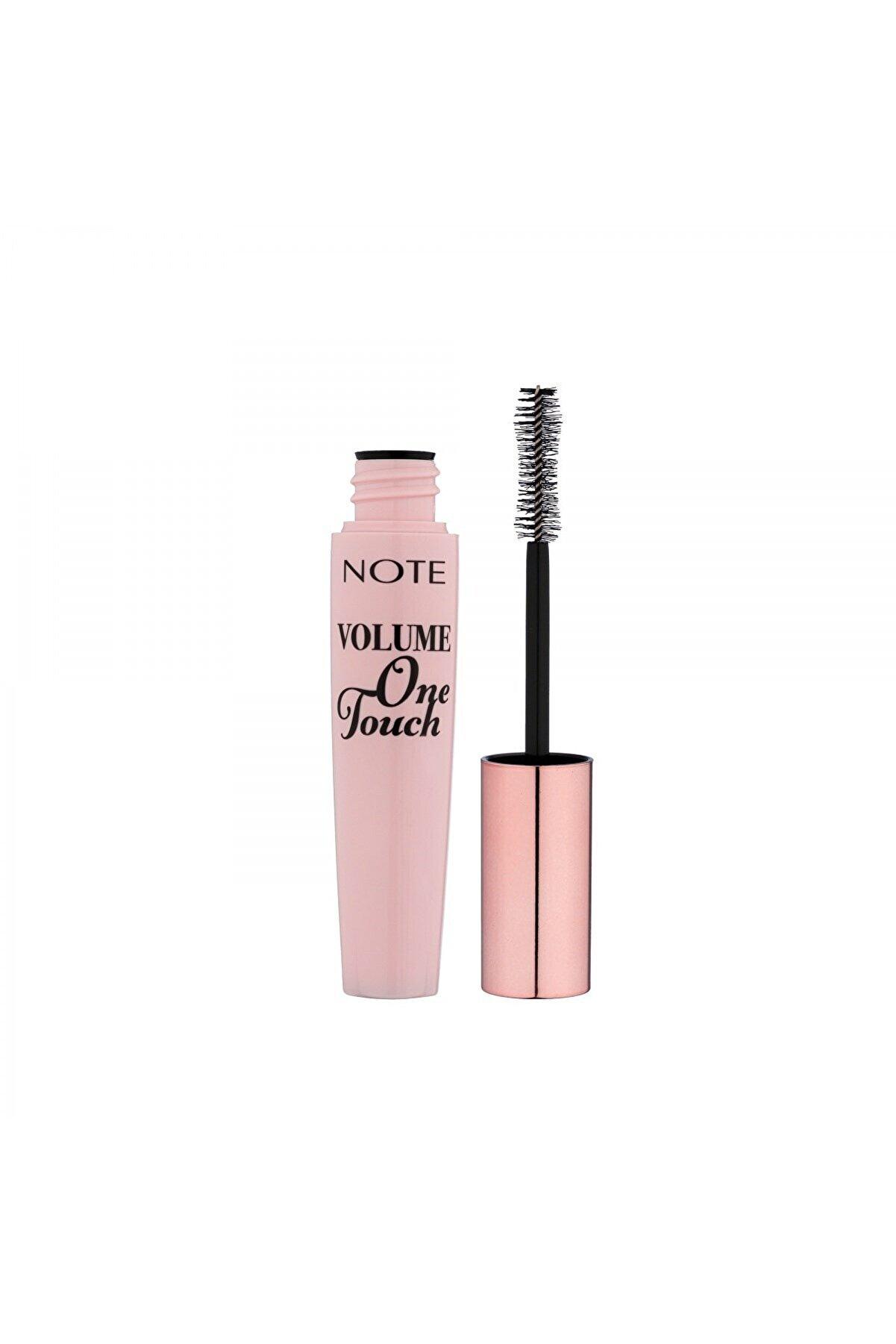 Note Cosmetics Volume One Touch Maskara Tek Tek Ayırma Ve Hacim