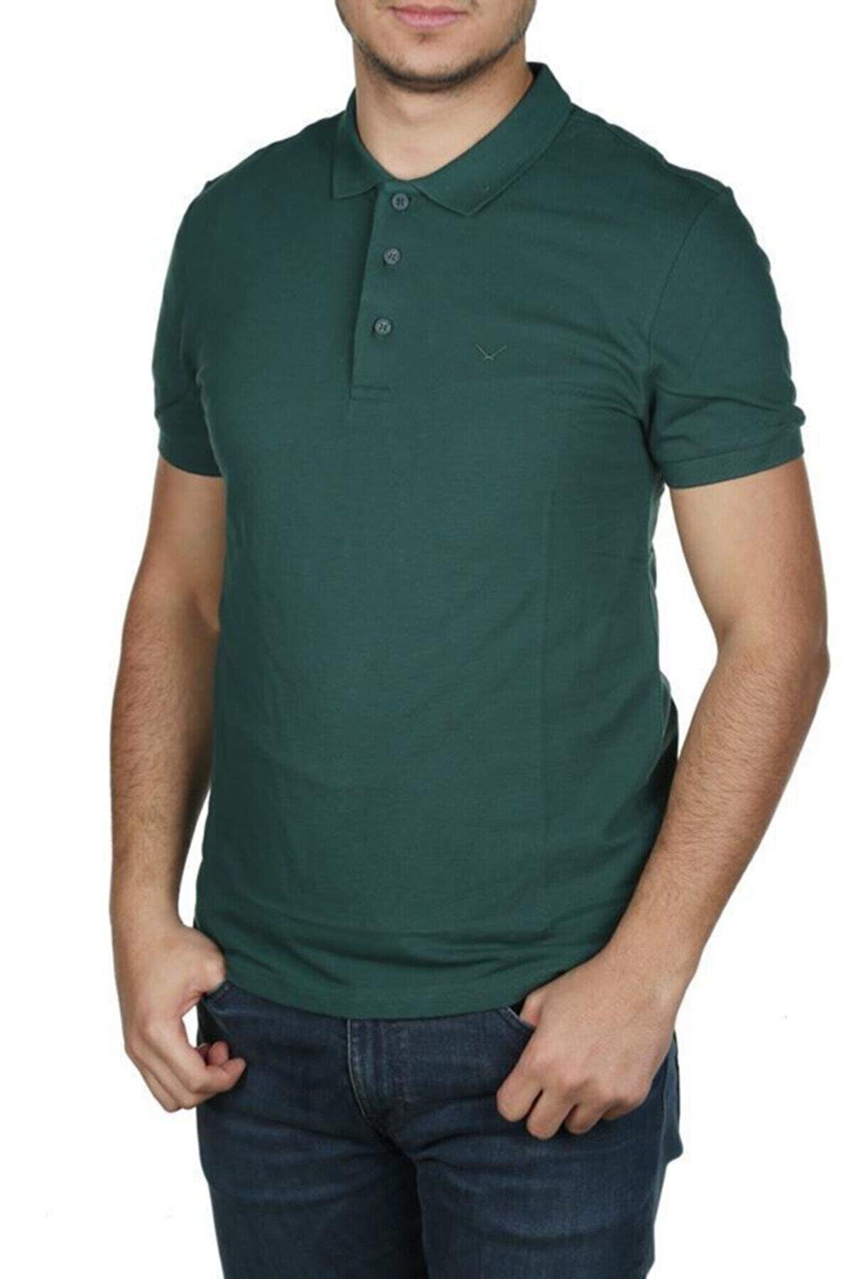 Cazador Erkek Polo Yaka T-shirt 4613