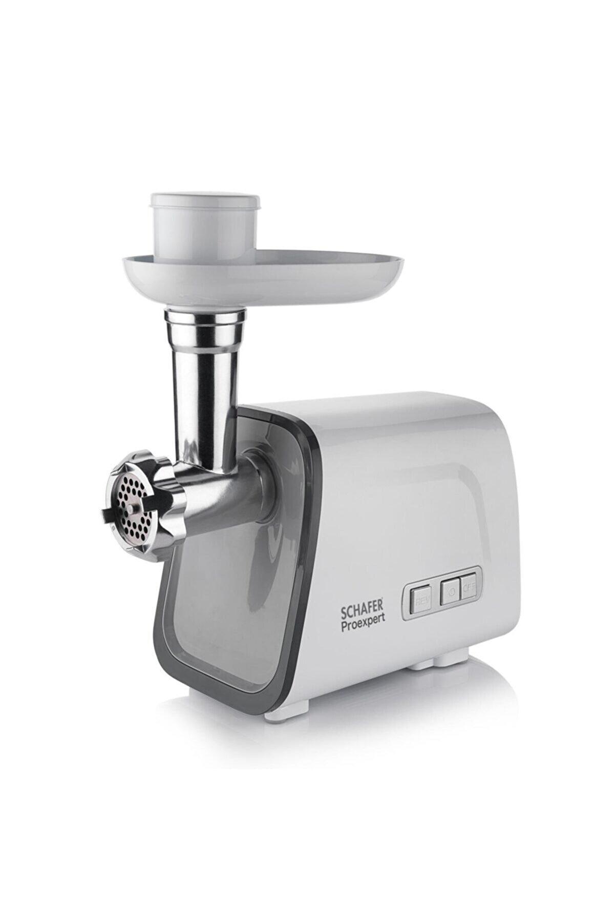 Schafer Pro Expert Kıyma Makinesi - Beyaz