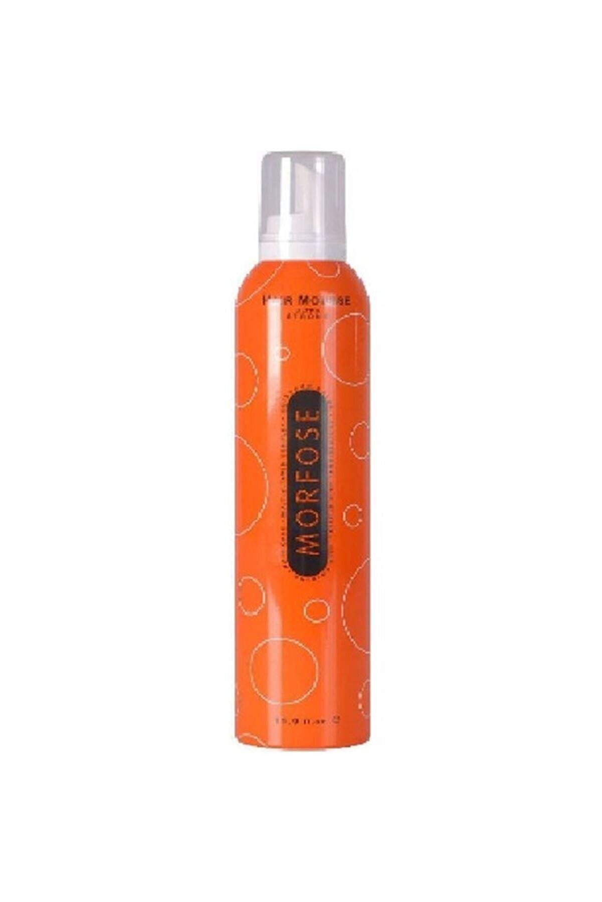 Morfose Saç Köpüğü Ultra Strong Turuncu 350 ml