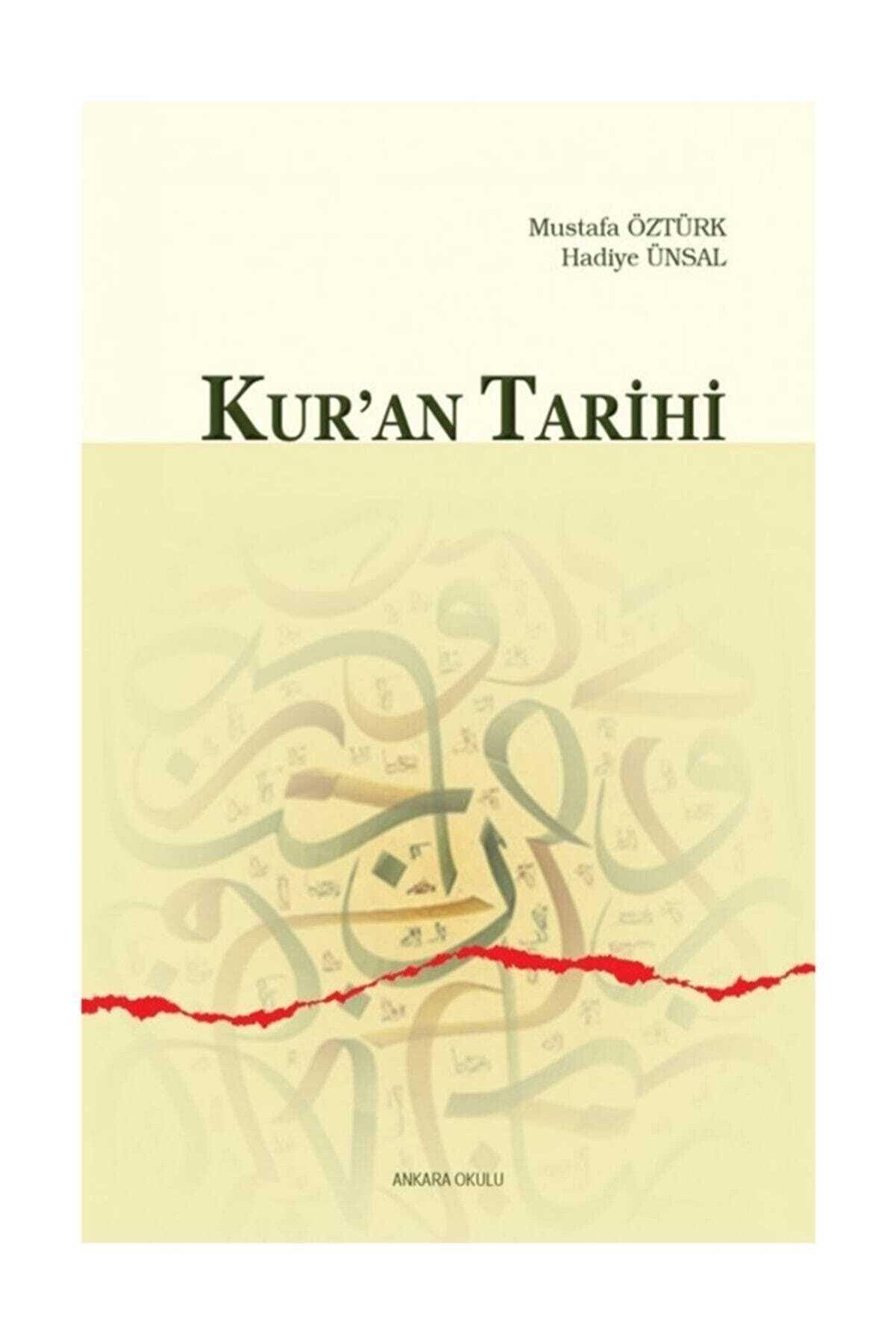 Ankara Okulu Yayınları Kur'an Tarihi
