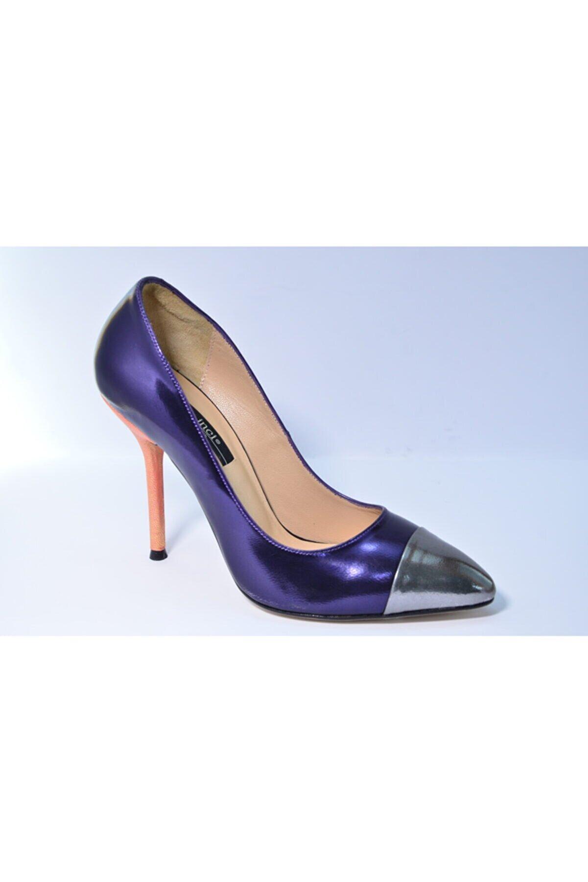 İnci Kadın Stiletto Ayakkabı 36 Numara