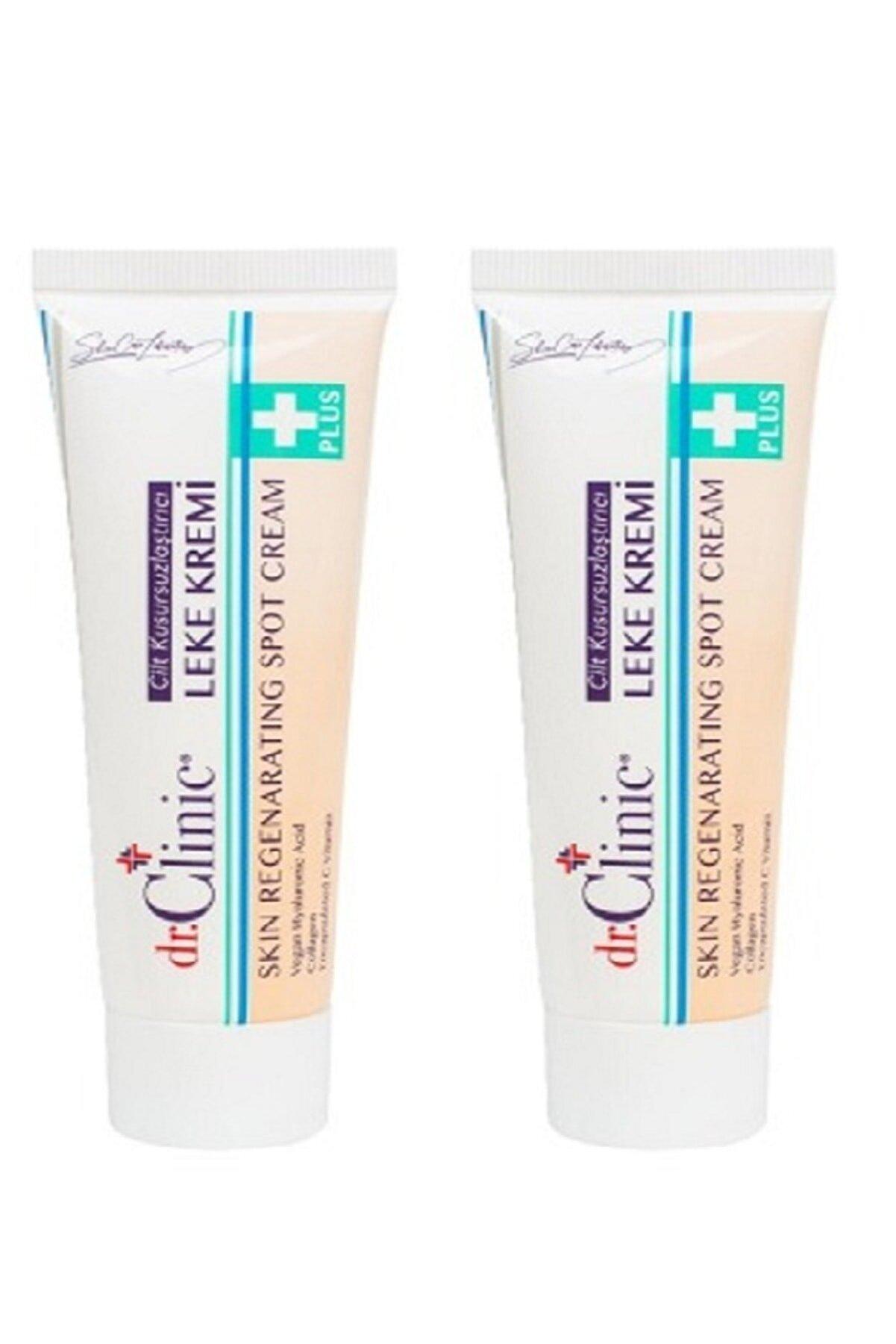 Dr. Clinic Cilt Bakım Kremi 2 Li Cilt Bakım Seti 50 50 ml