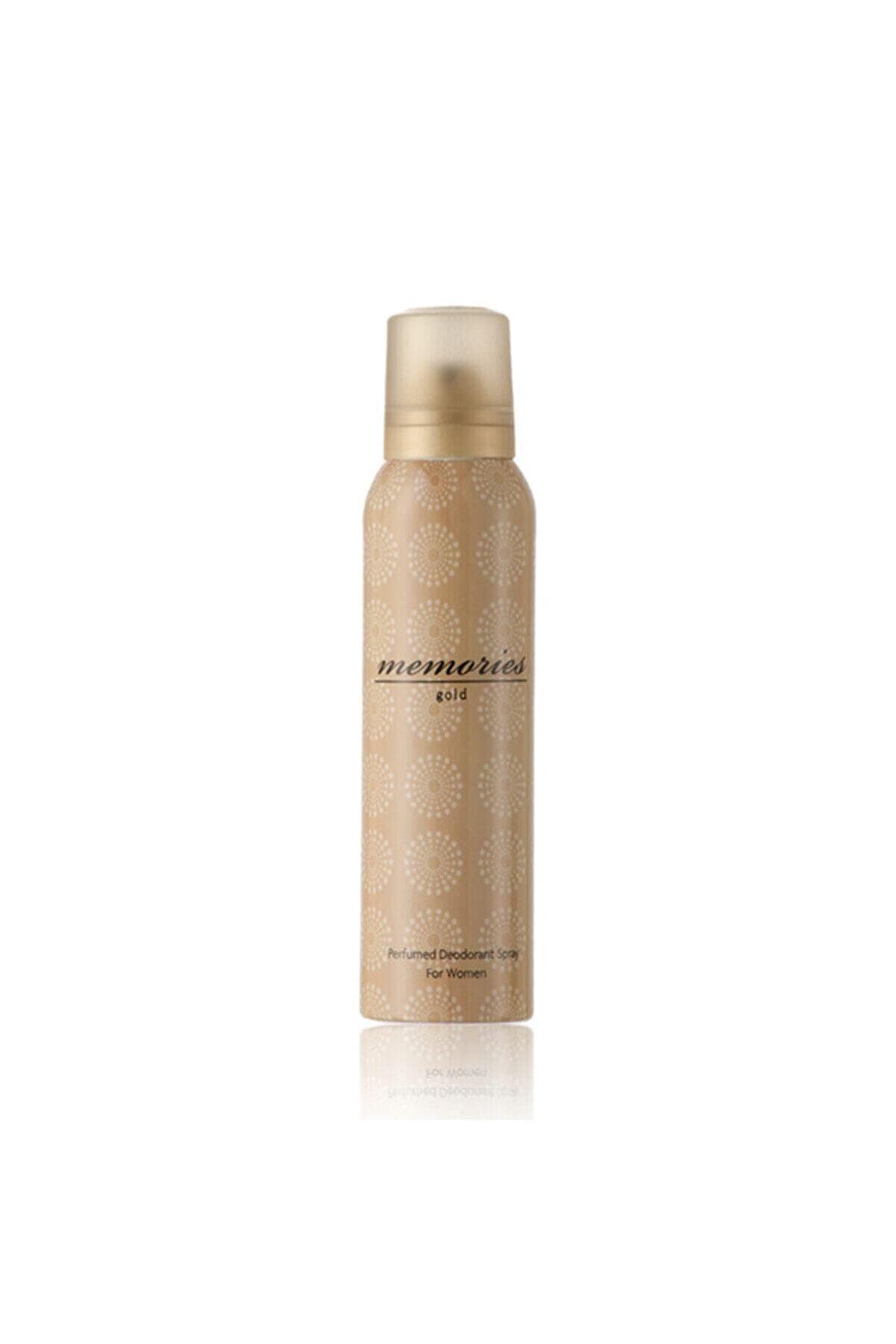 Hunca Kadın Memories Gold Deodorant 150 ml