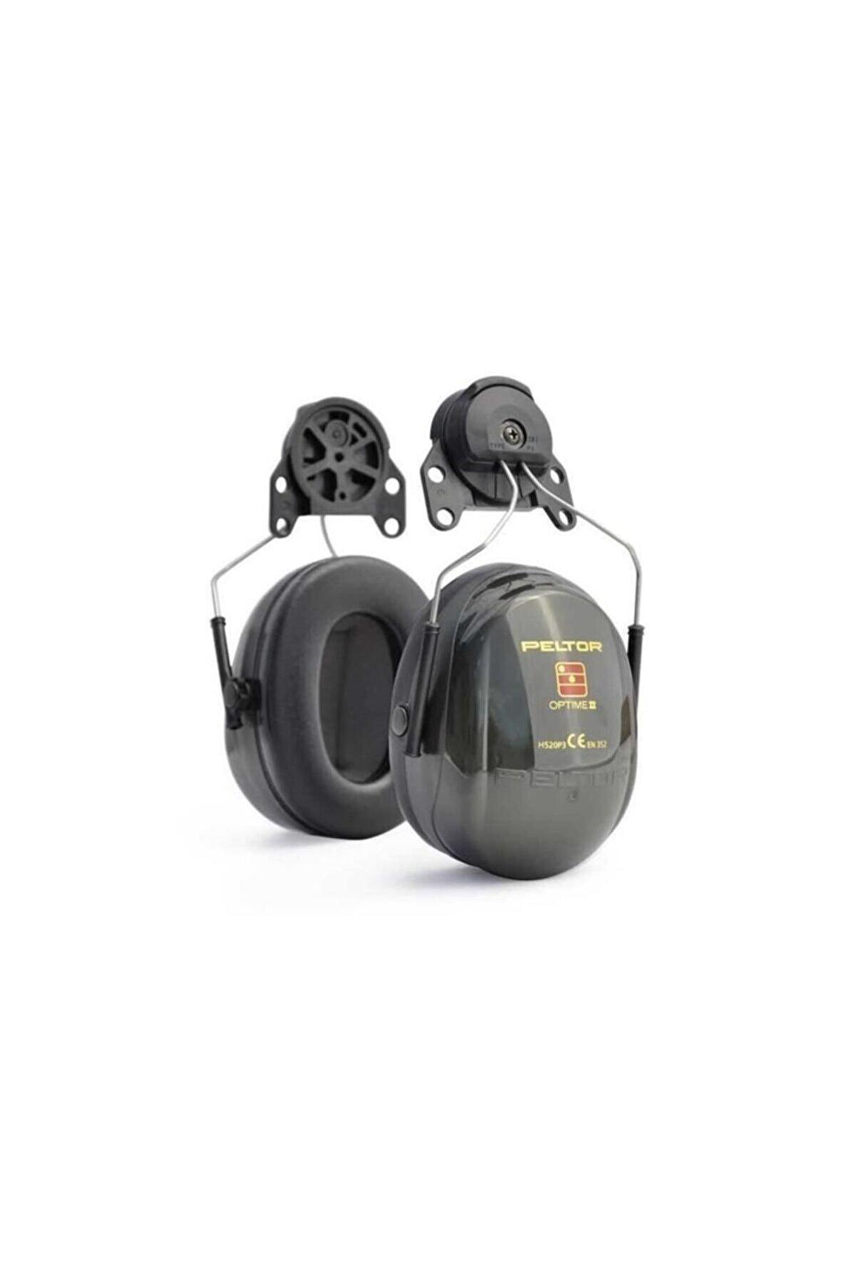 3M Peltor H520P3E Optime Ii Barete Takılabilir Kulaklık