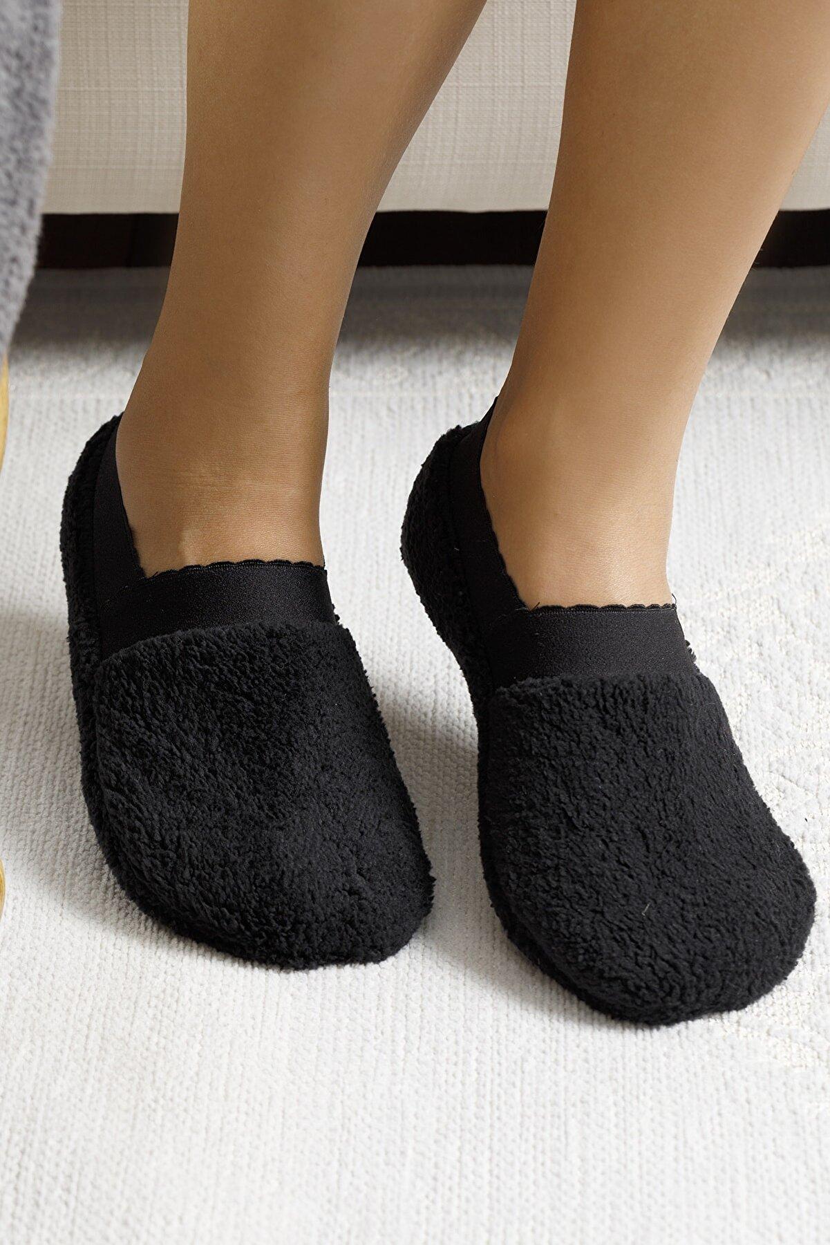 English Home New Soft Kadın Çorap Siyah