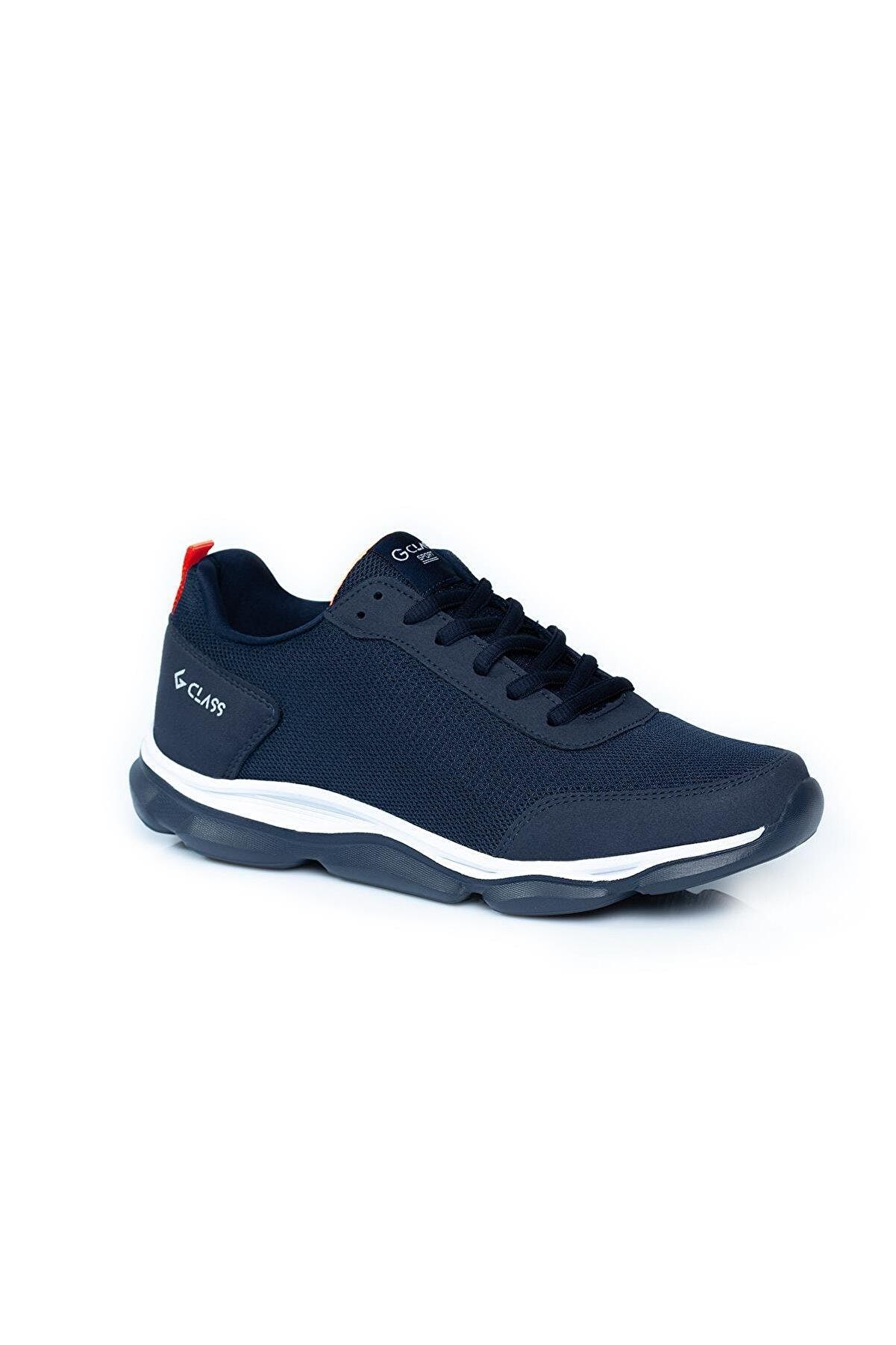 G-CLASS Erkek Bağcıklı Hafif Ve Yumuşak Taban Günlük Rahat Spor Ayakkabı Sneaker 1010gcl