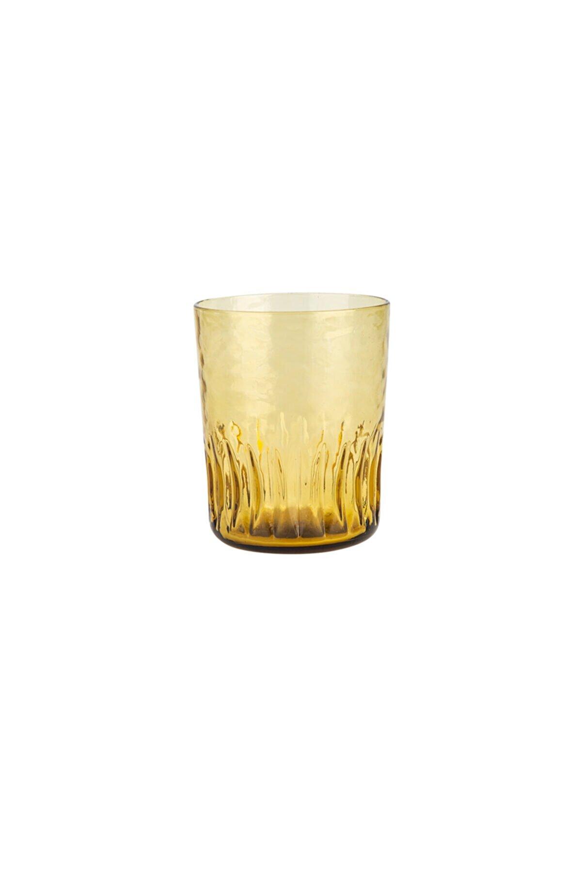 Karaca Canto Amber Meşrubat Bardağı