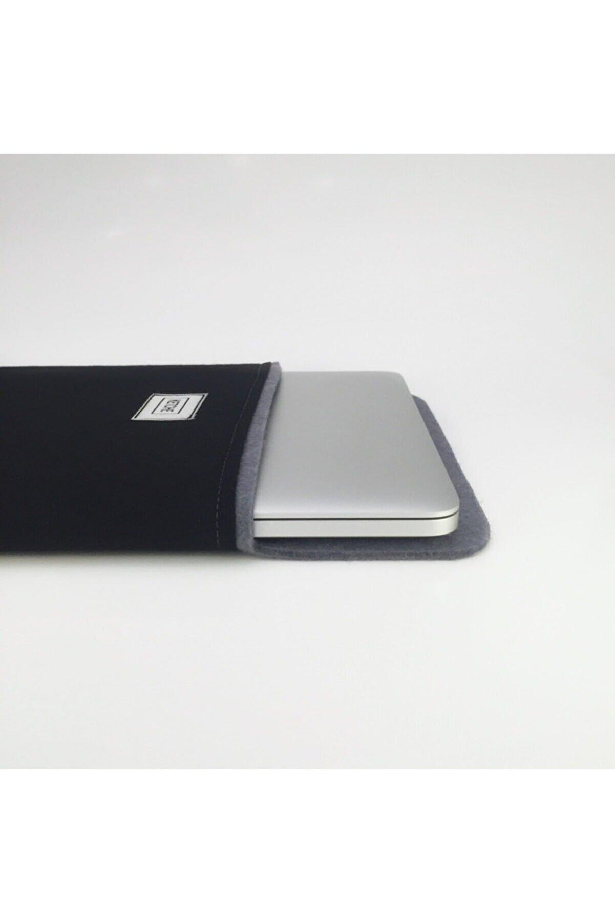 Ketche Huawei Matebook D14 14 Inç Gri Bilgisayar Kılıfı