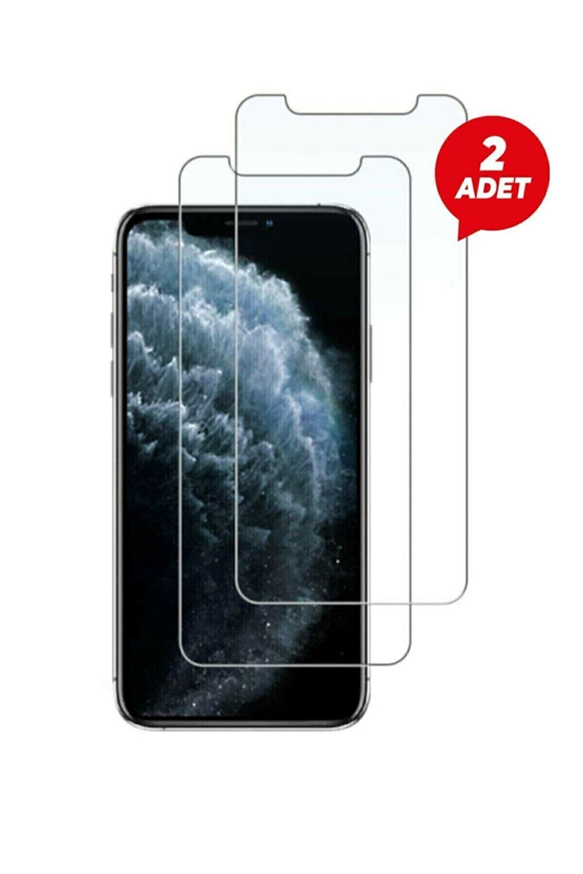 Tria Iphone 11 Uyumlu 6.1 Inç 2 Adet Kırılmaz Temperli Şeffaf Ekran Koruyucu Telefon Camı