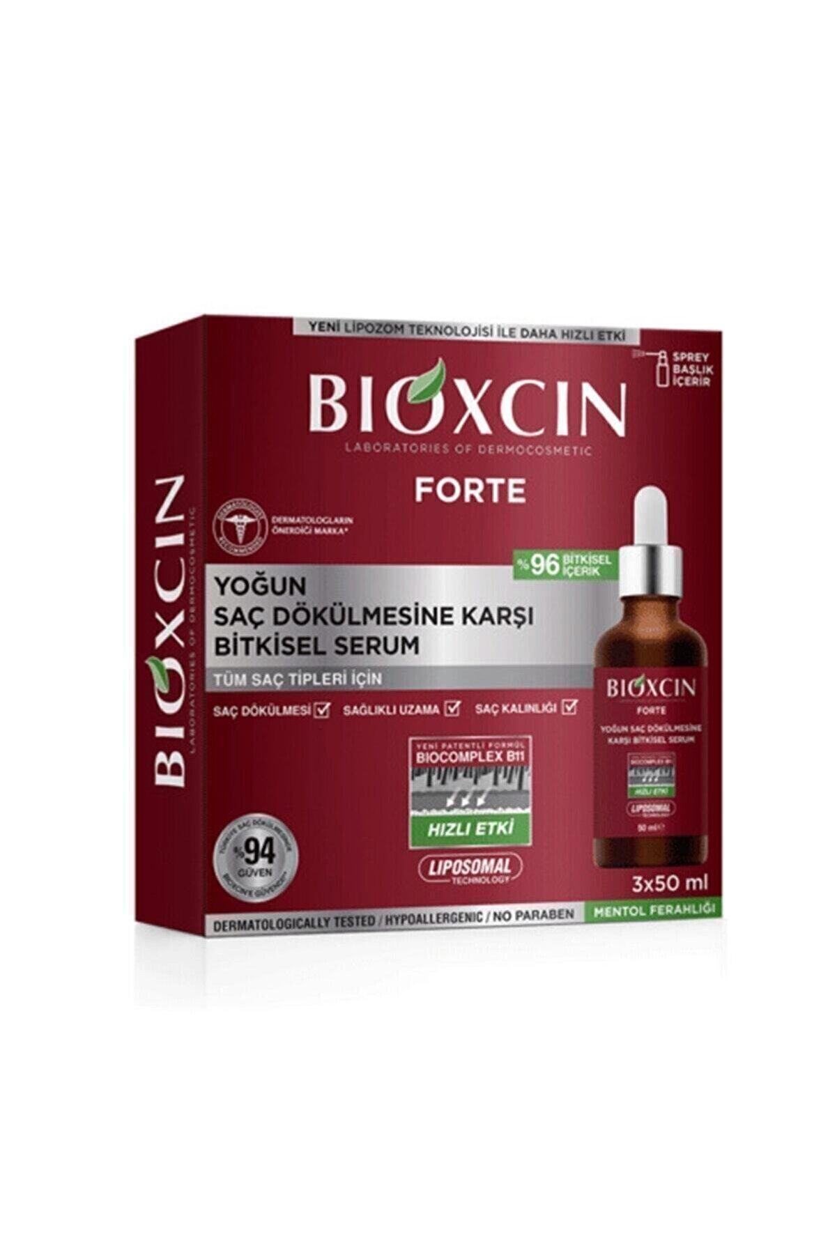 Bioxcin Forte Serum 3 x 50 ml
