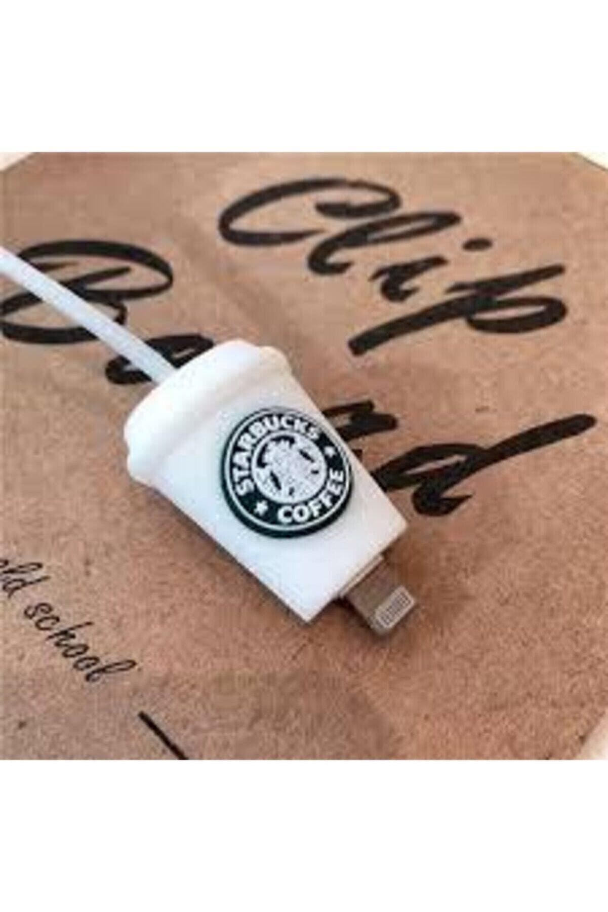 MY MÜRDÜM Kablo Koruyucu Starbucks