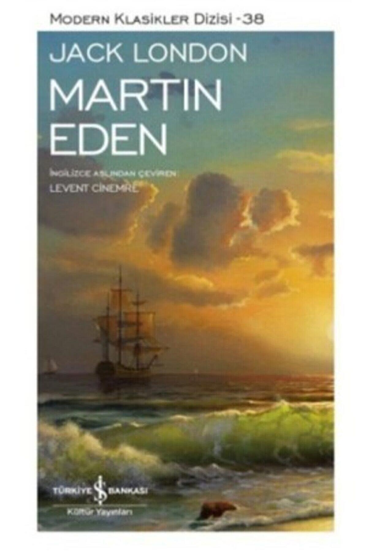İş Bankası Kültür Yayınları Martin Eden- Jack London