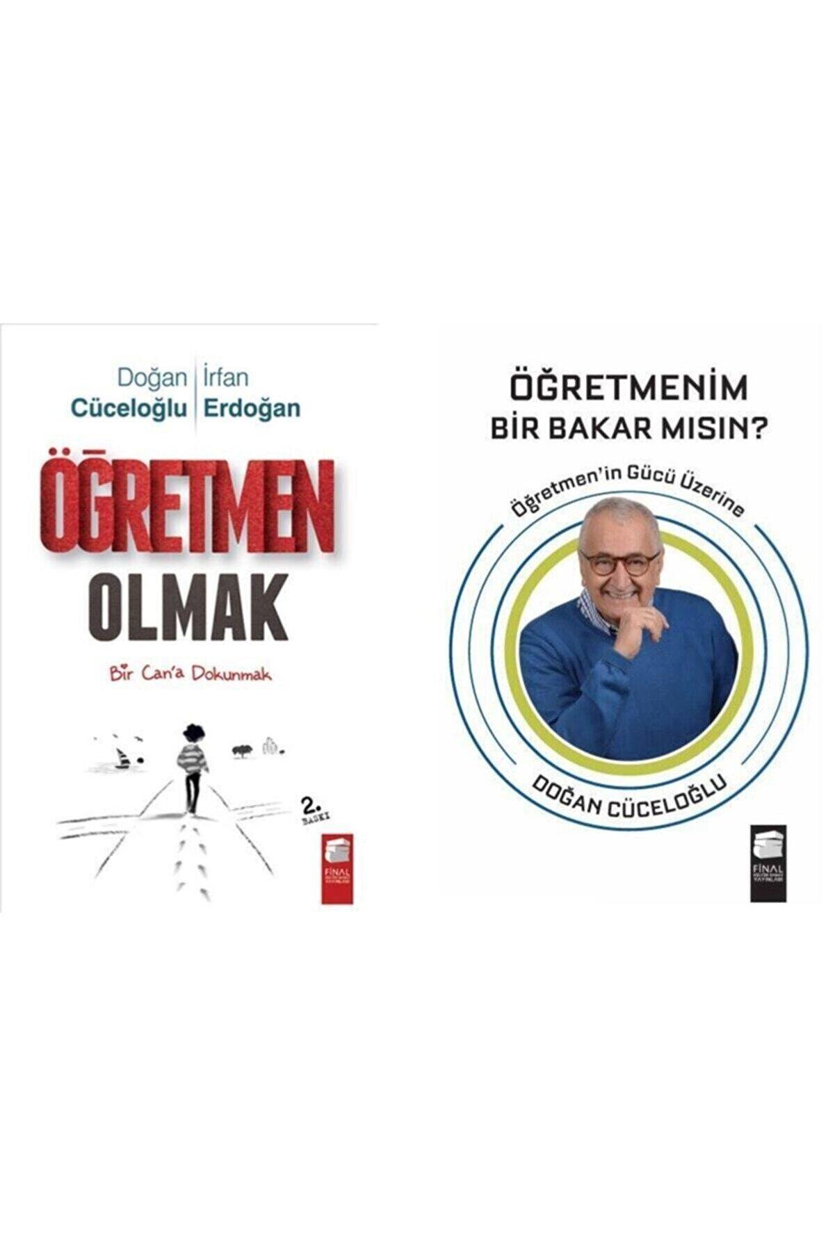 Final Yayınları Öğretmenim Bir Bakar Mısın + Öğretmen Olmak Doğan Cüceloğlu