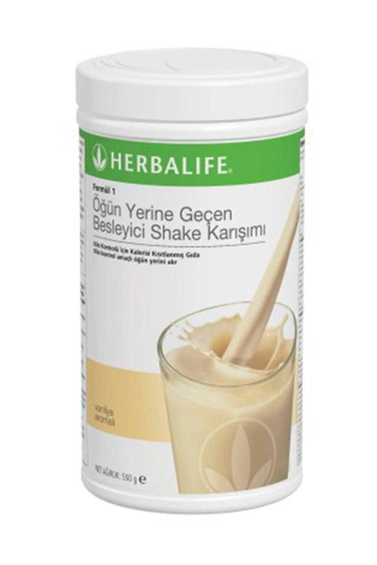 Herbalife Vanilyalı Shake