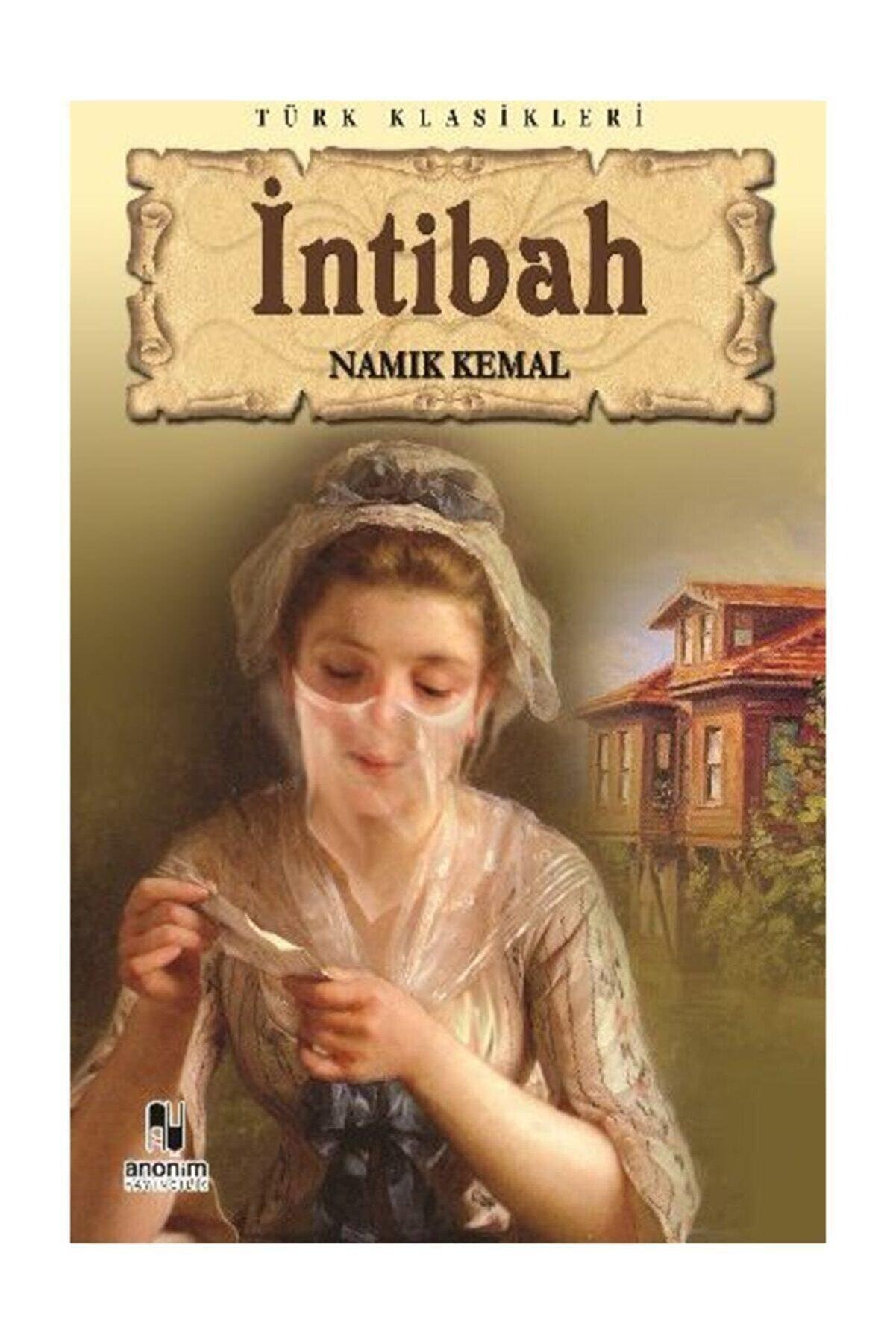 Kitap Zamanı Yayınları İntibah - Namık Kemal 9799944353174