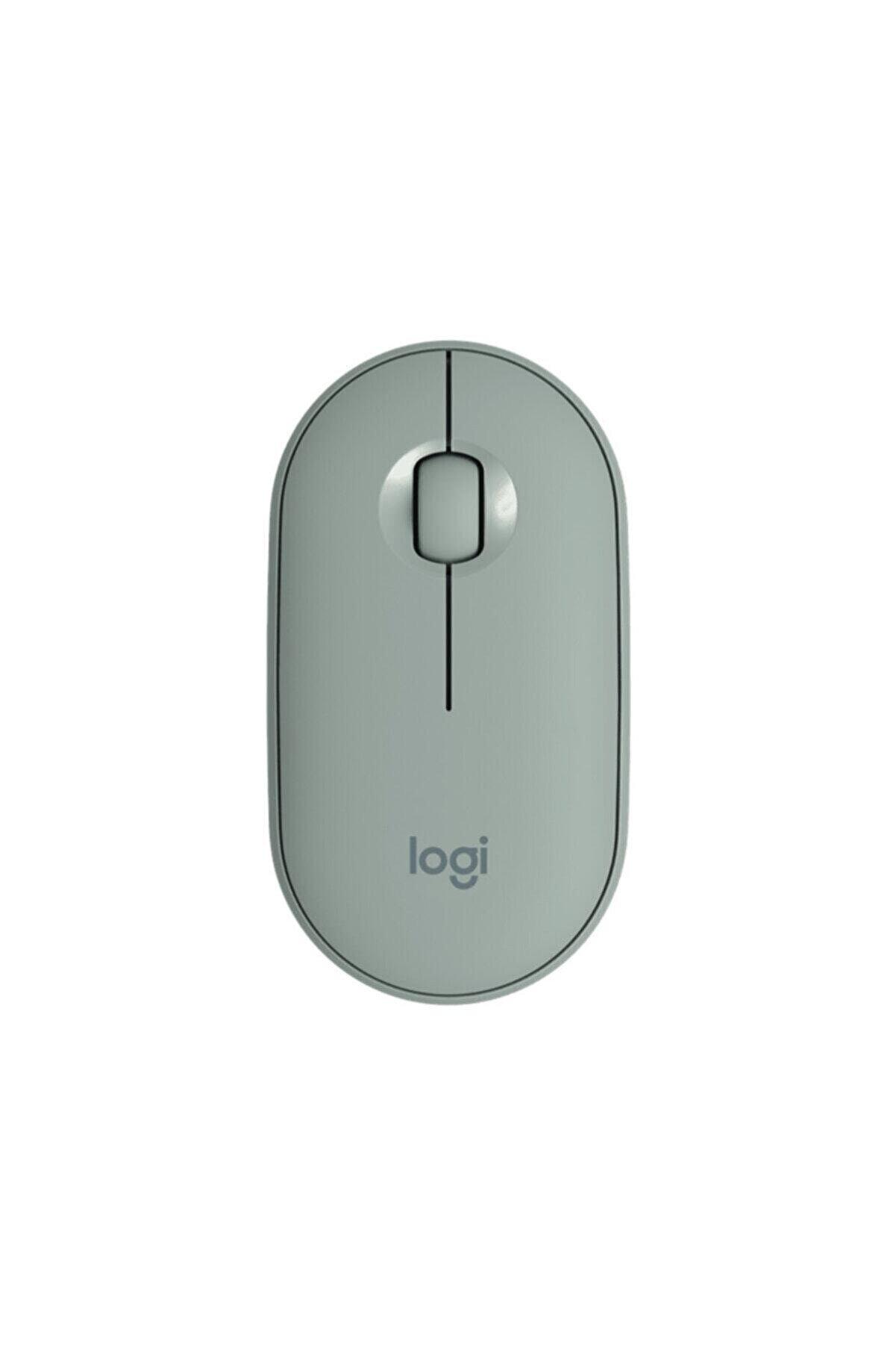 logitech Pebble M350 1000dpı Kablosuz Okaliptus Mouse