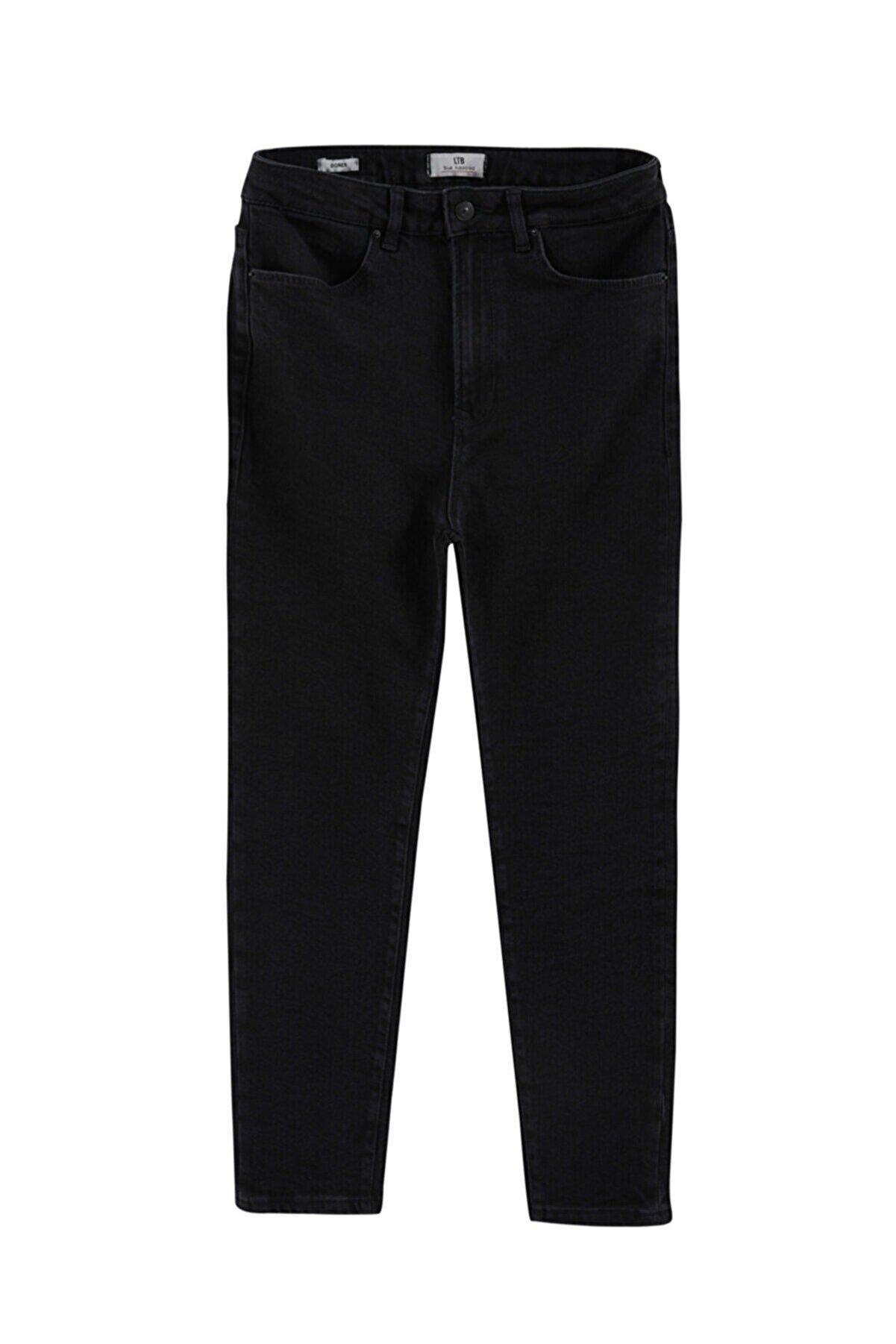 Ltb Dores Black Wash Pantolon