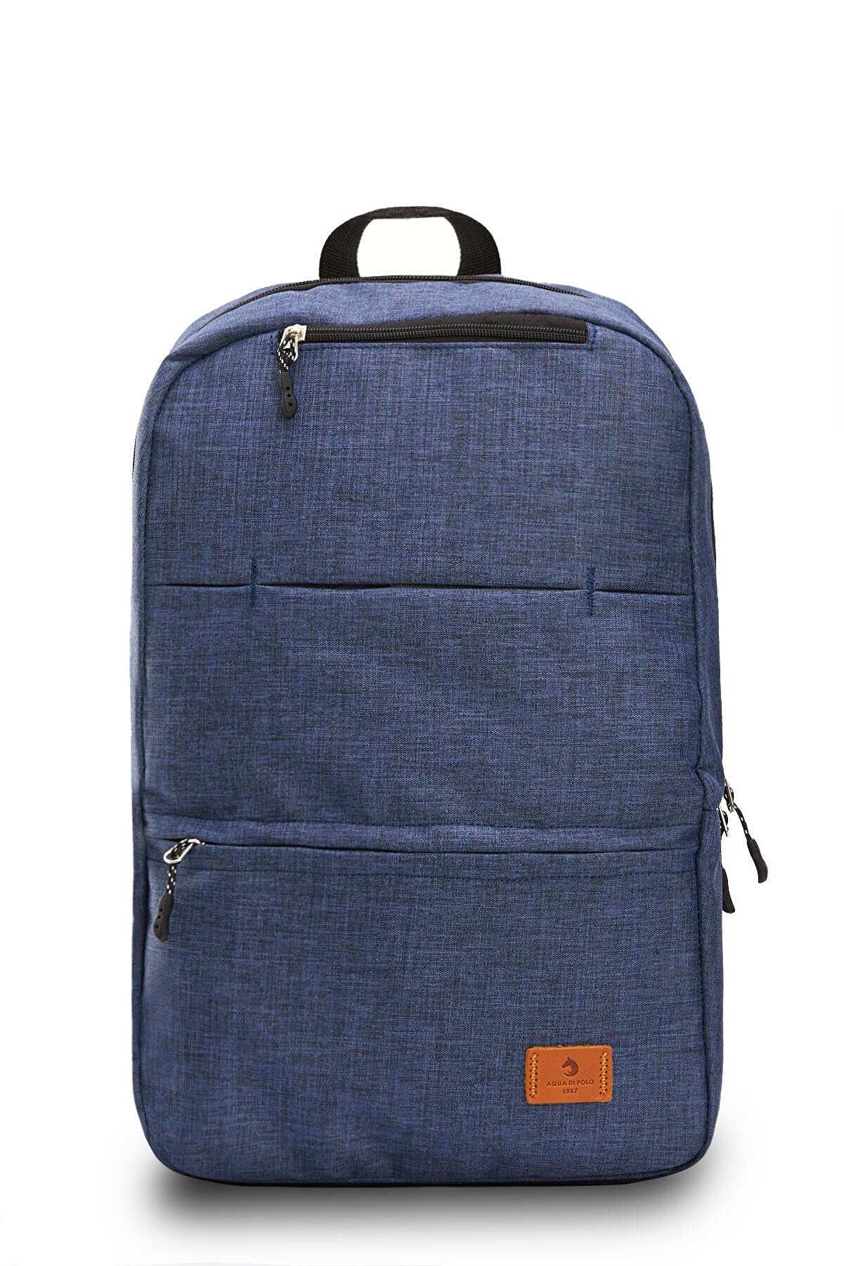 Aqua Di Polo Sırt Çantası (Laptop,notebook,okul, Spor ) Unisex Apba010905
