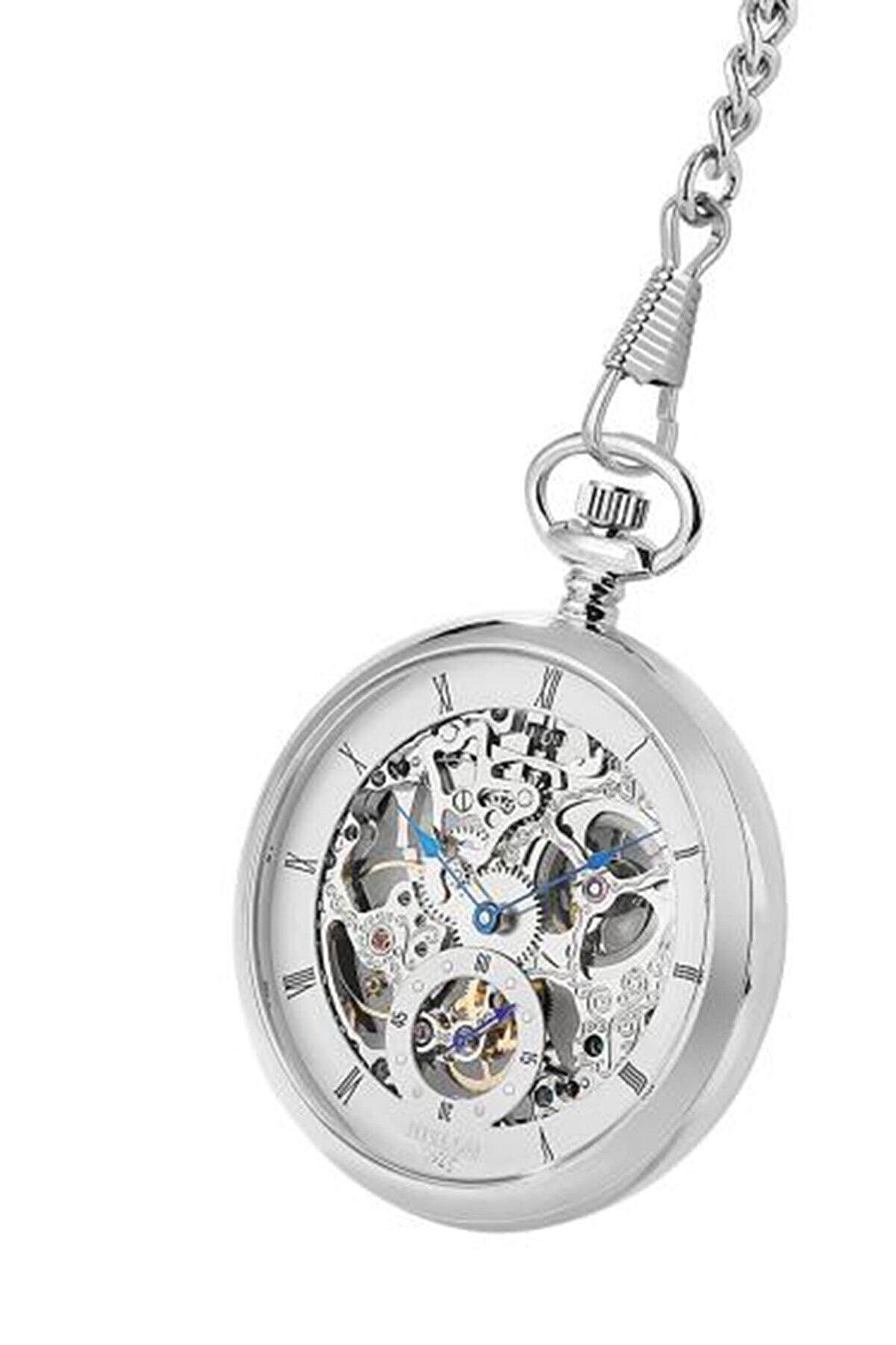 Hislon 9089-12313 Kurmalı Cep Saati
