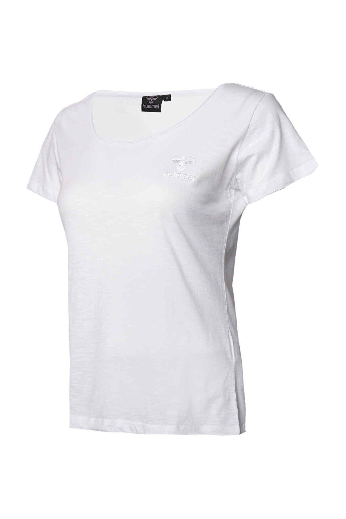 HUMMEL Kadın Spor T-Shirt - Hmlberta T-Shirt S/S