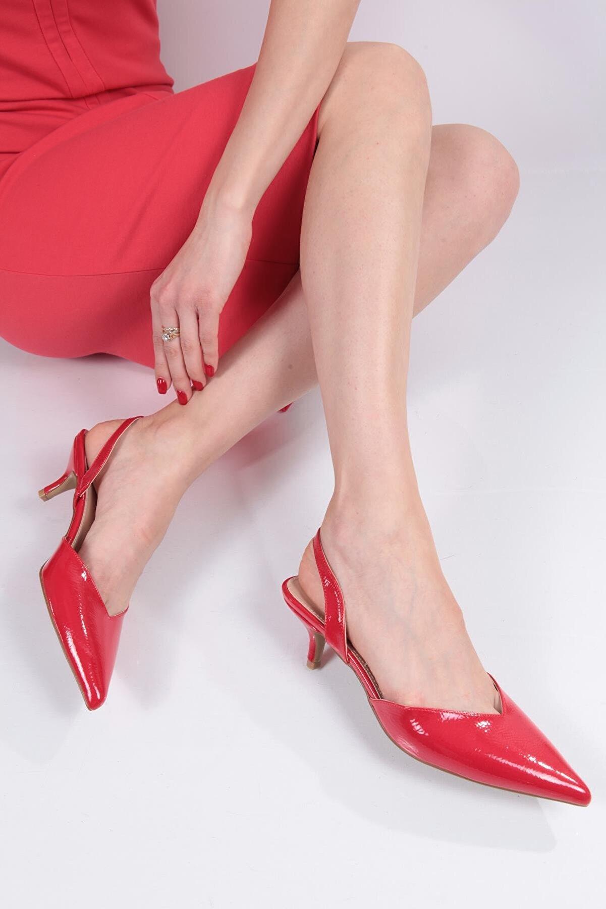 Capone Outfitters Kadın Topuklu Ayakkabı