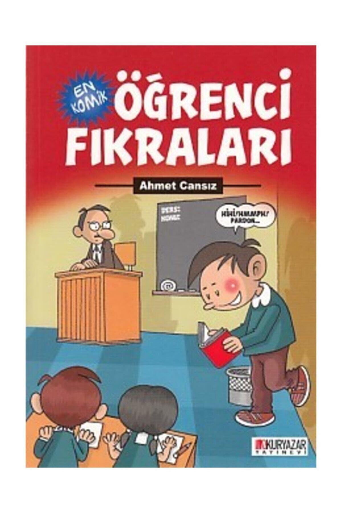Okuryazar Yayınevi En Komik Öğrenci Fıkraları- Ahmet Cansız
