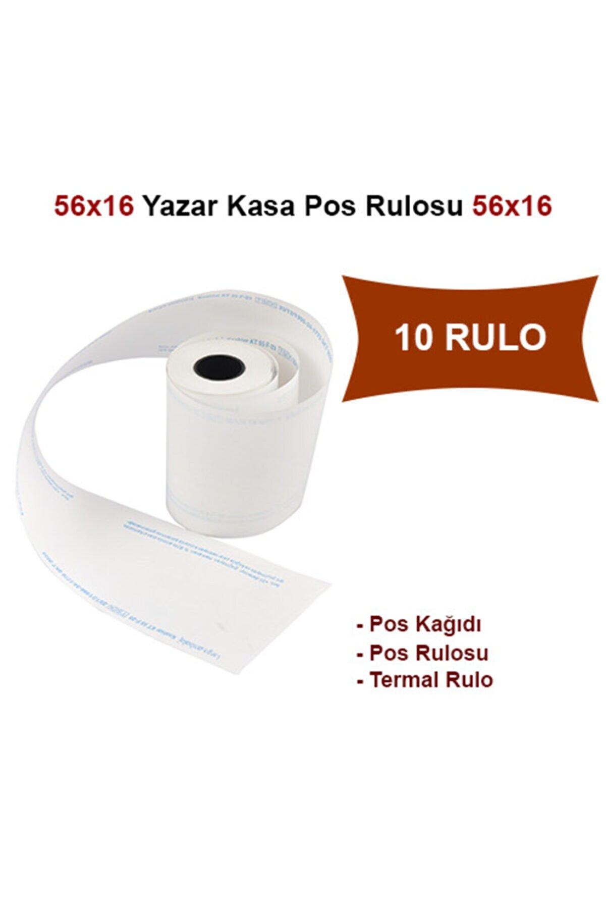 Umurofis Pos Rulo Termal 56x16 10'lu Paket