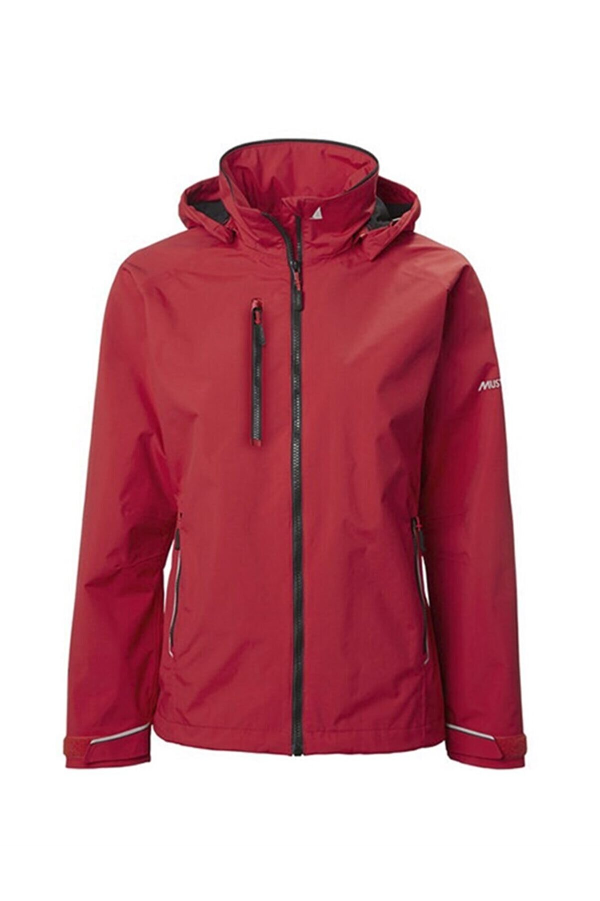 Musto Kadın Kırmızı Outdoor Mont Sardınıa Jkt 2.0 Fw